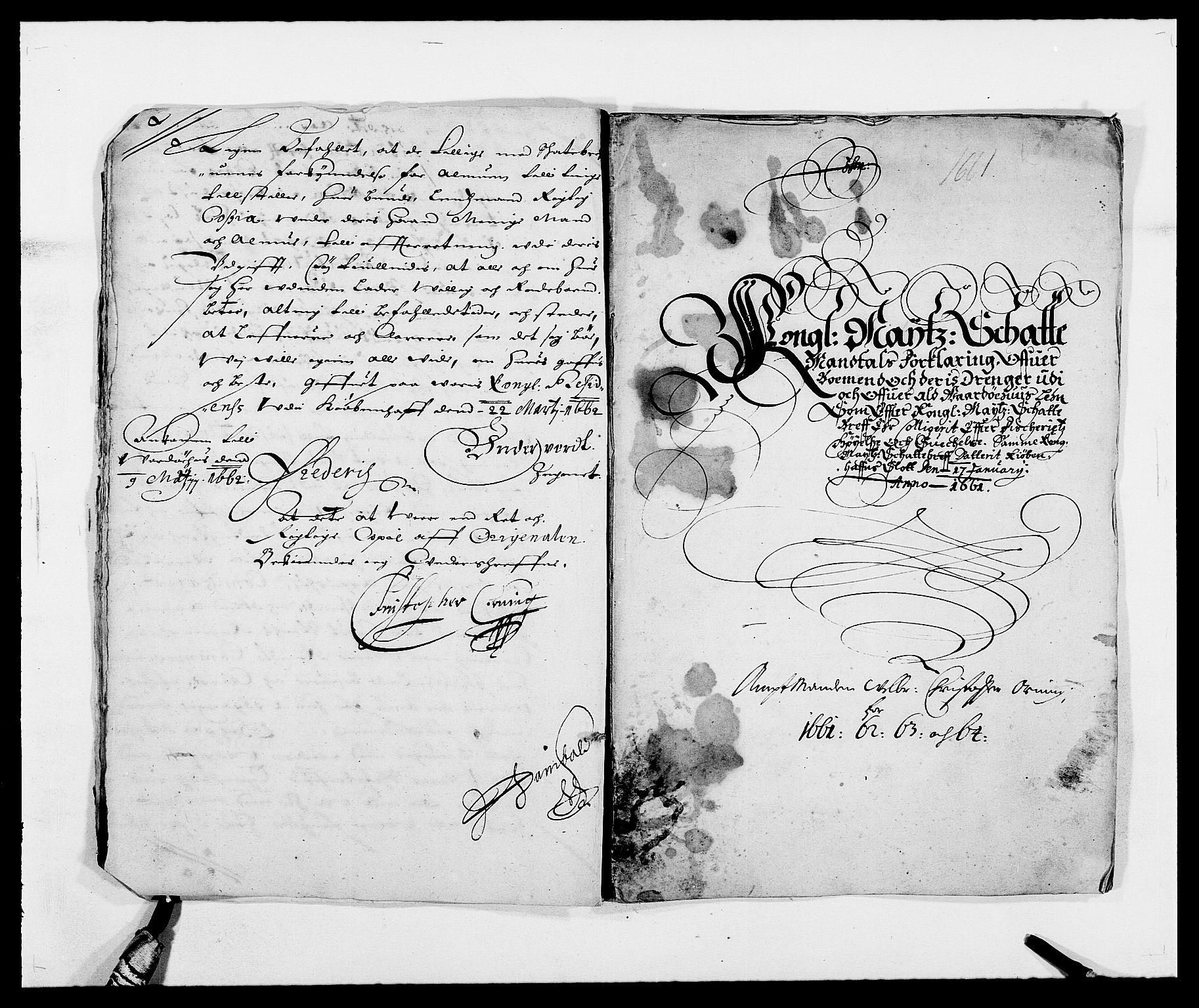 RA, Rentekammeret inntil 1814, Reviderte regnskaper, Fogderegnskap, R69/L4849: Fogderegnskap Finnmark/Vardøhus, 1661-1679, s. 10