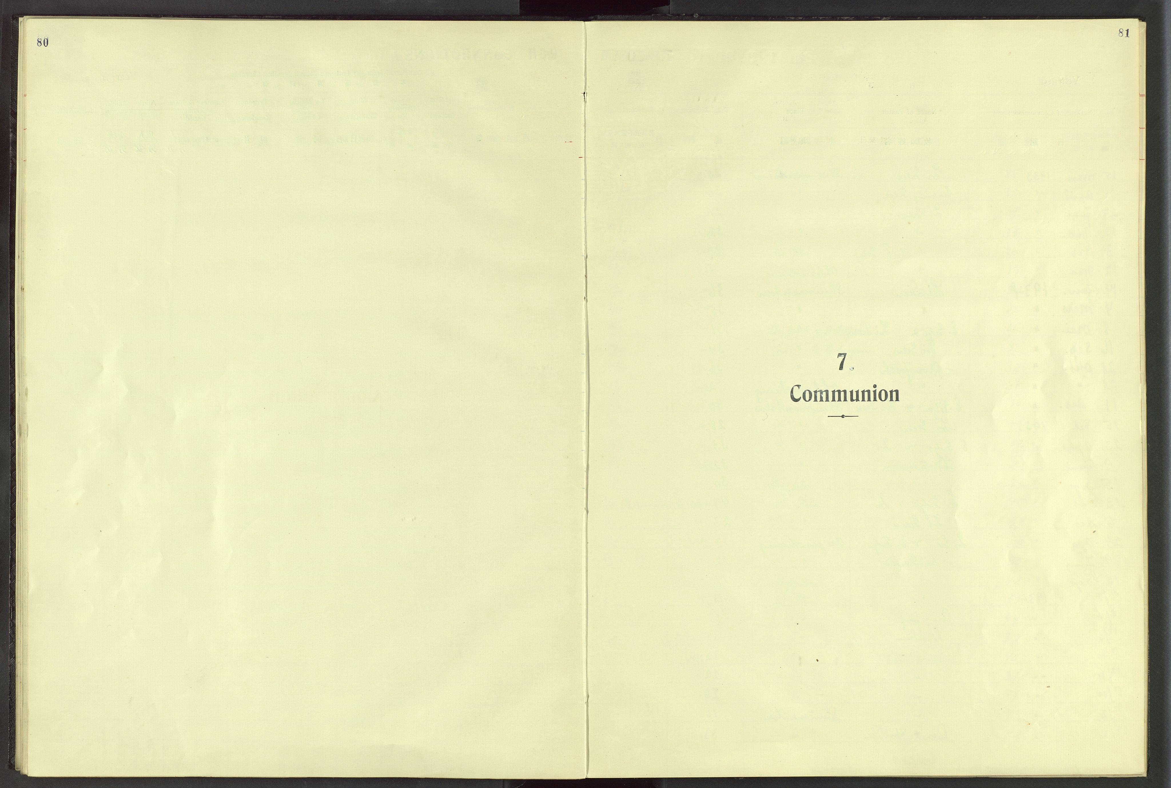 VID, Det Norske Misjonsselskap - utland - Kina (Hunan), Dm/L0024: Ministerialbok nr. 62, 1931-1948, s. 80-81