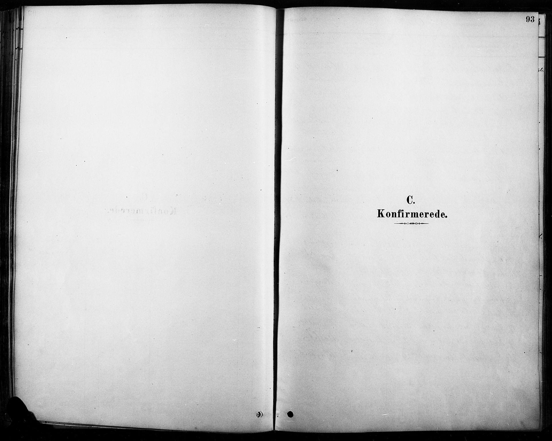 SAH, Rendalen prestekontor, H/Ha/Haa/L0009: Ministerialbok nr. 9, 1878-1901, s. 93