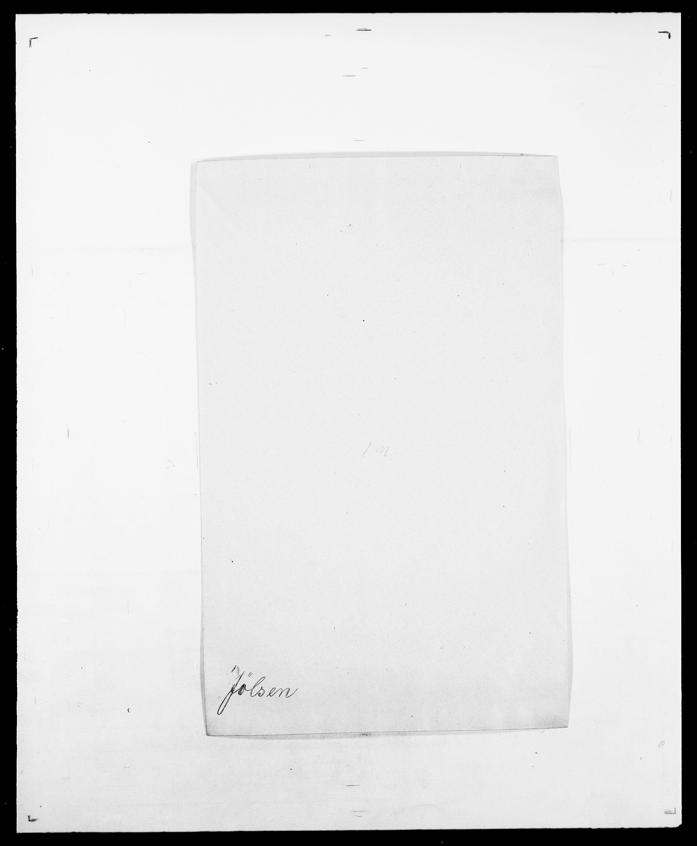 SAO, Delgobe, Charles Antoine - samling, D/Da/L0020: Irgens - Kjøsterud, s. 270
