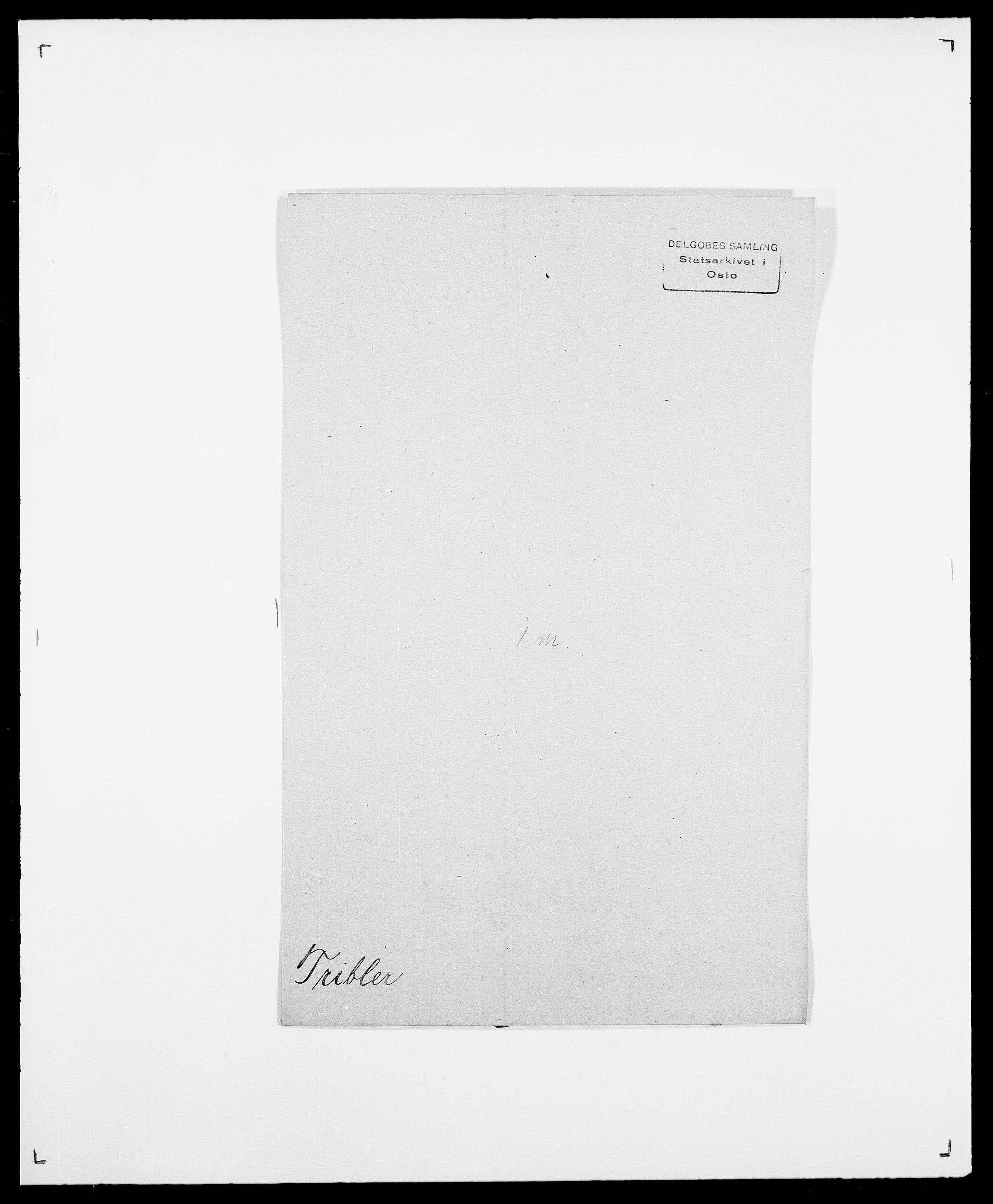 SAO, Delgobe, Charles Antoine - samling, D/Da/L0039: Thorsen - Urup, s. 347