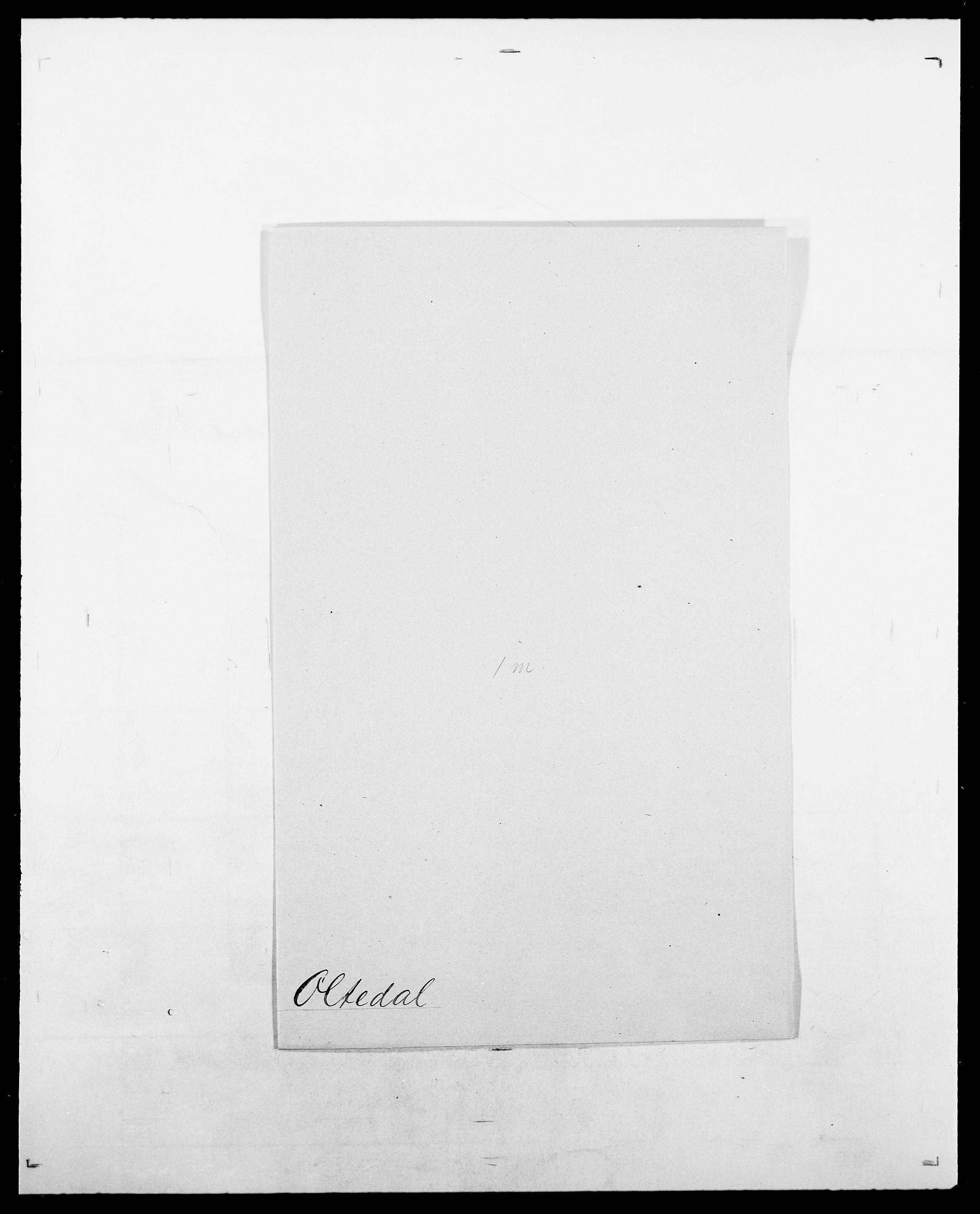 SAO, Delgobe, Charles Antoine - samling, D/Da/L0029: Obel - Oxholm, s. 259