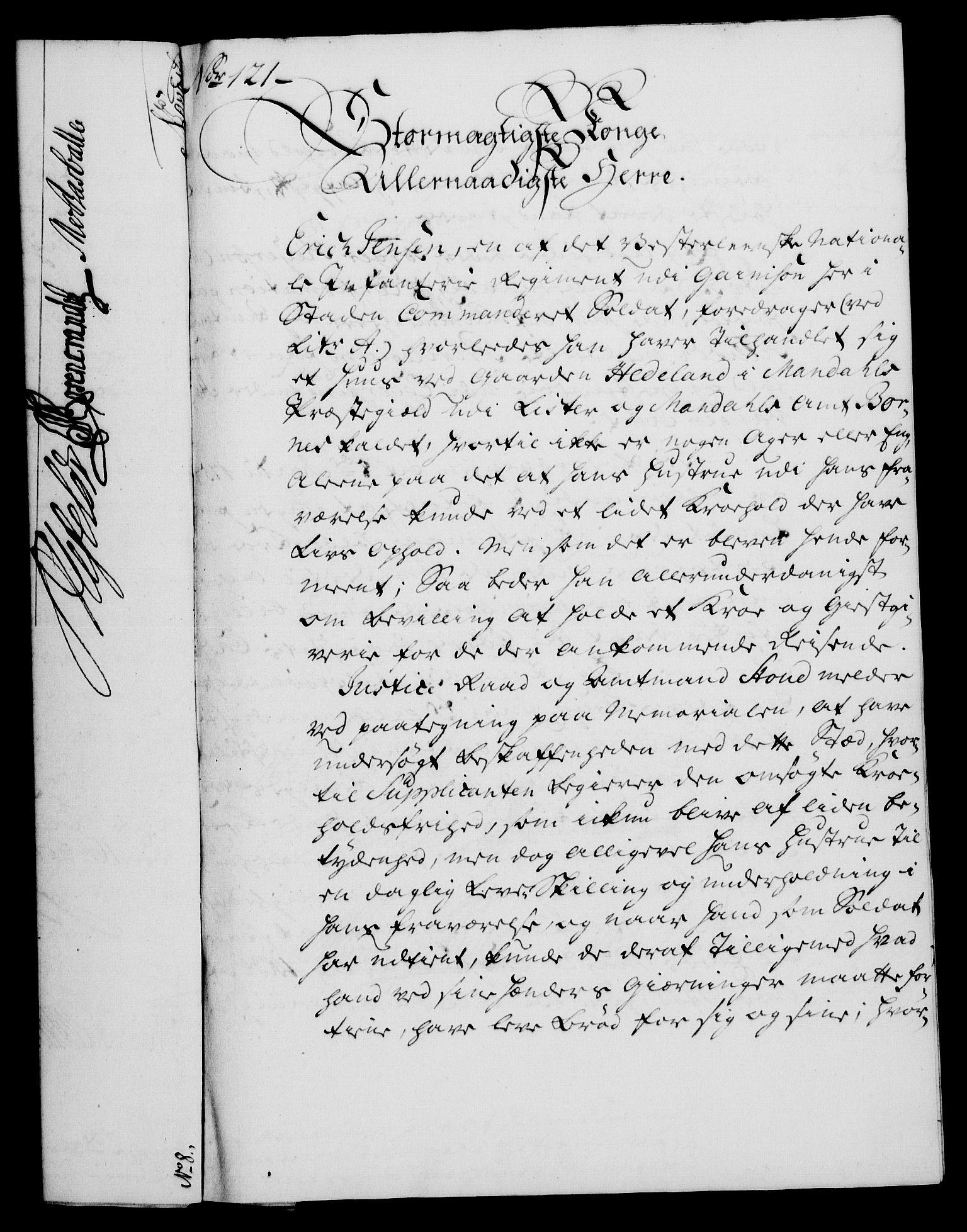 RA, Rentekammeret, Kammerkanselliet, G/Gf/Gfa/L0043: Norsk relasjons- og resolusjonsprotokoll (merket RK 52.43), 1761, s. 453
