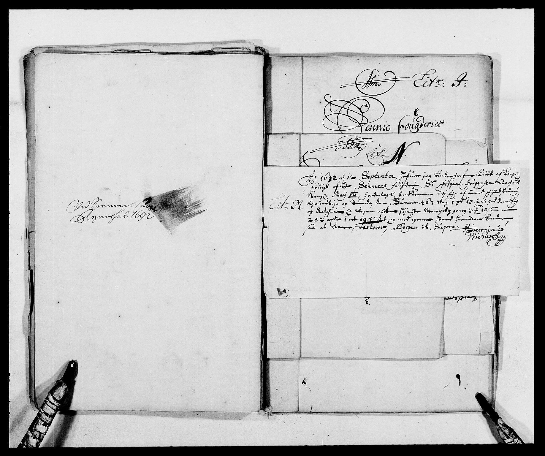 RA, Rentekammeret inntil 1814, Reviderte regnskaper, Fogderegnskap, R68/L4752: Fogderegnskap Senja og Troms, 1691-1693, s. 248