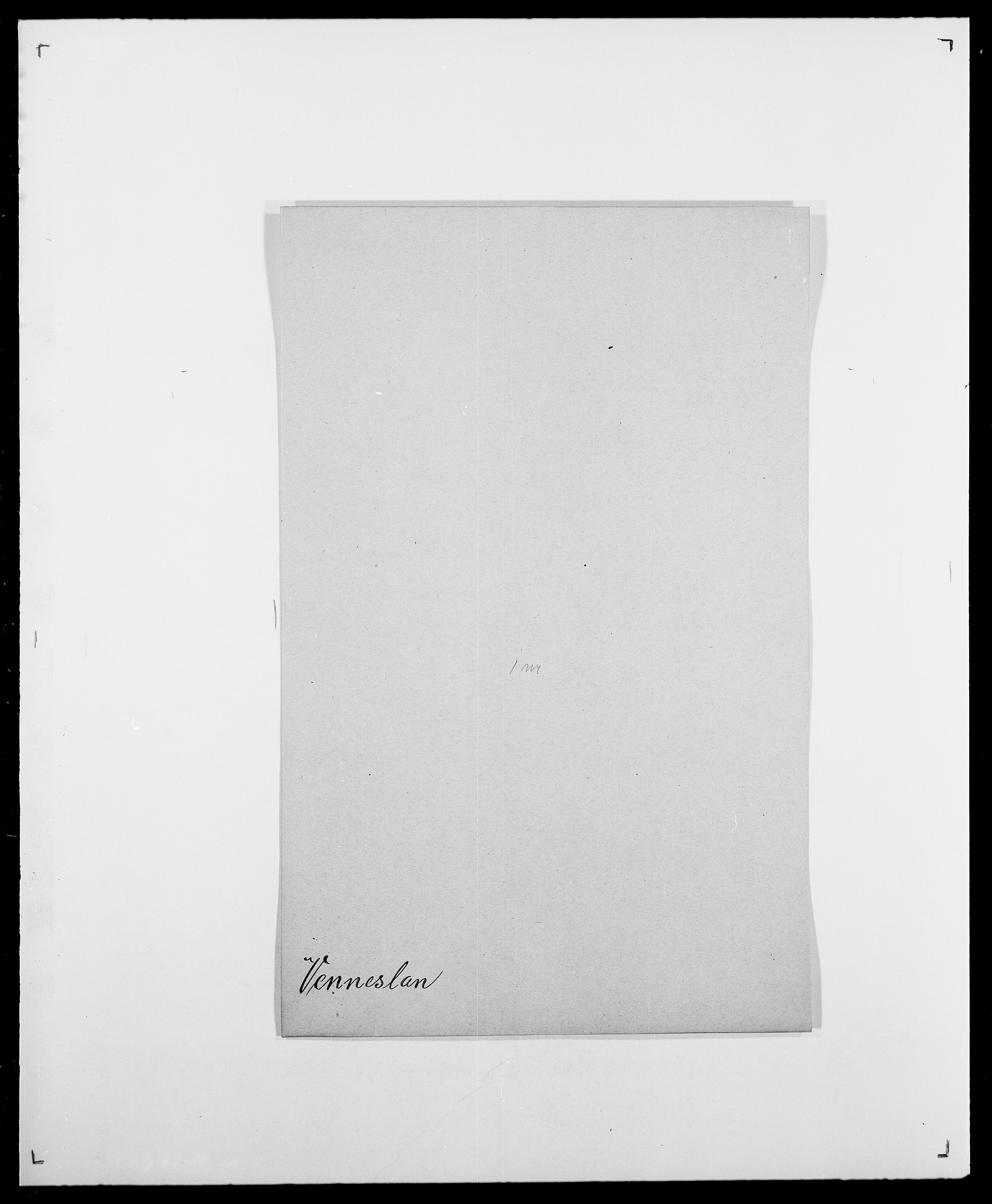 SAO, Delgobe, Charles Antoine - samling, D/Da/L0041: Vemmestad - Viker, s. 38