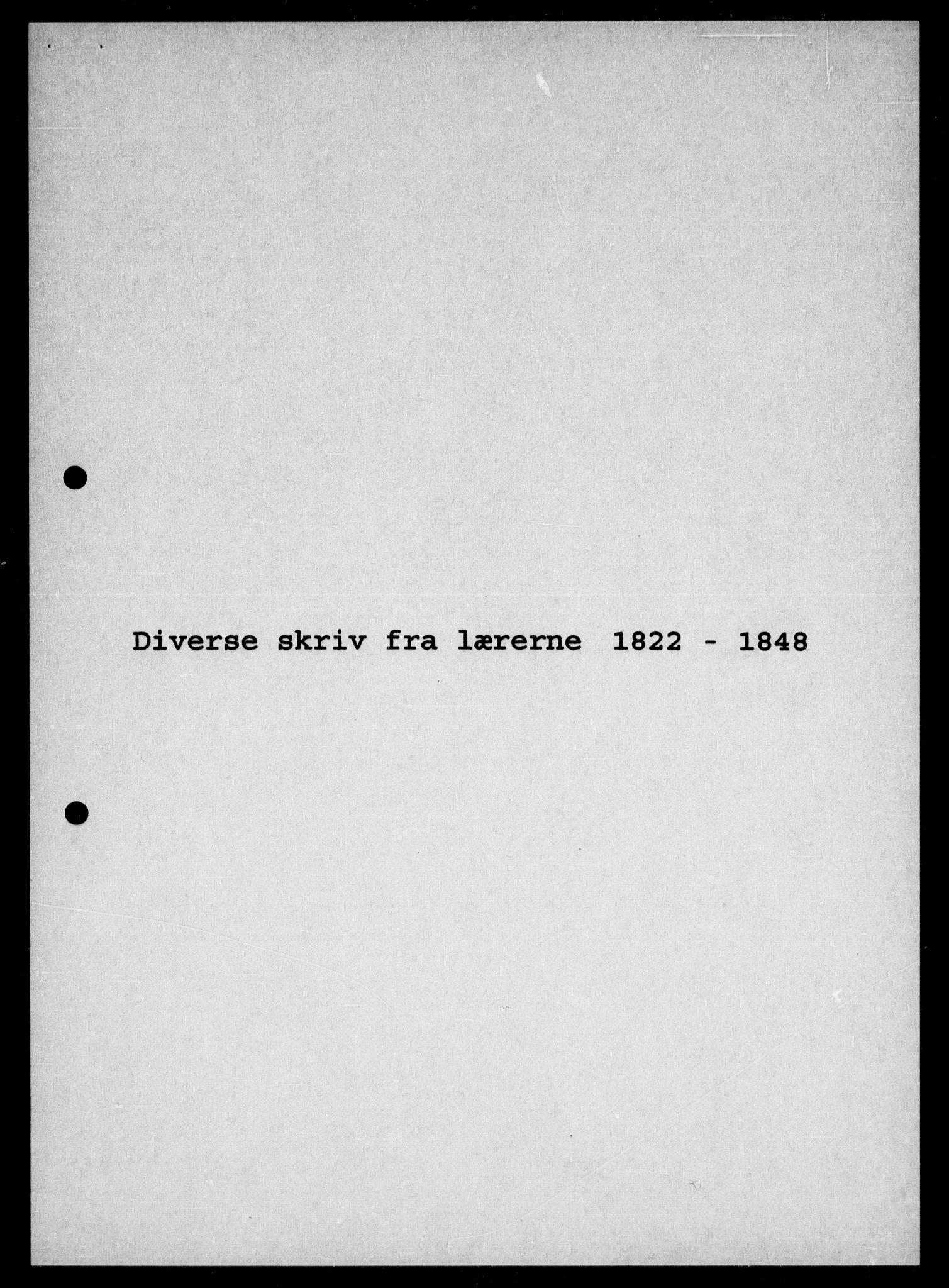 RA, Modums Blaafarveværk, G/Gi/L0382, 1822-1848, s. 2
