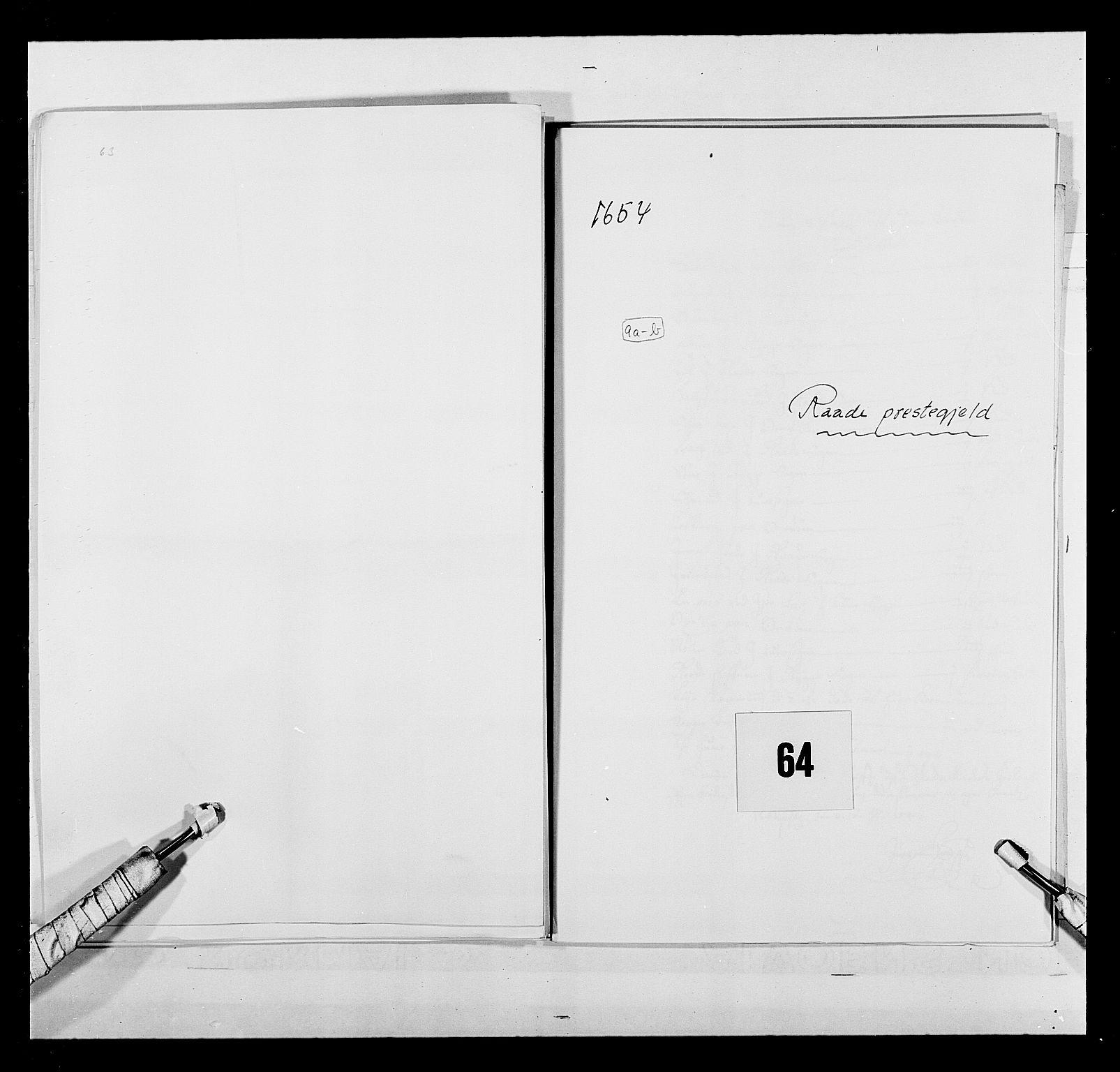 RA, Stattholderembetet 1572-1771, Ek/L0030: Jordebøker 1633-1658:, 1654, s. 302
