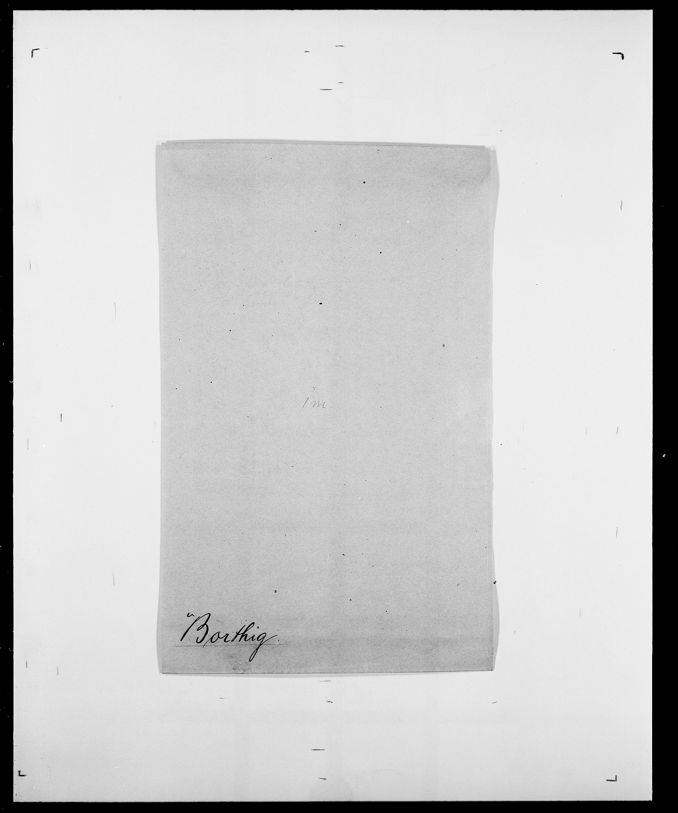 SAO, Delgobe, Charles Antoine - samling, D/Da/L0005: Boalth - Brahm, s. 320