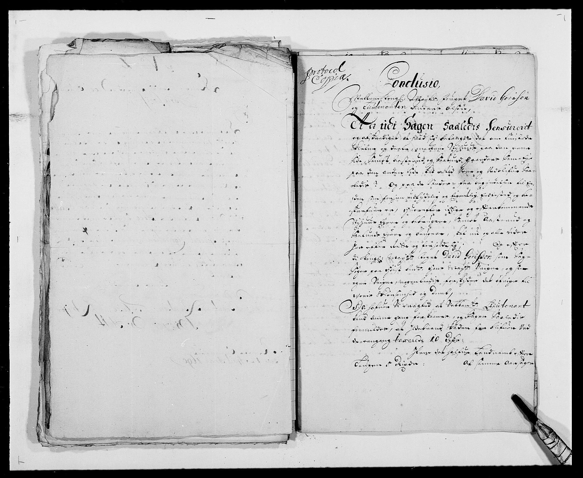 RA, Rentekammeret inntil 1814, Reviderte regnskaper, Fogderegnskap, R24/L1573: Fogderegnskap Numedal og Sandsvær, 1687-1691, s. 478