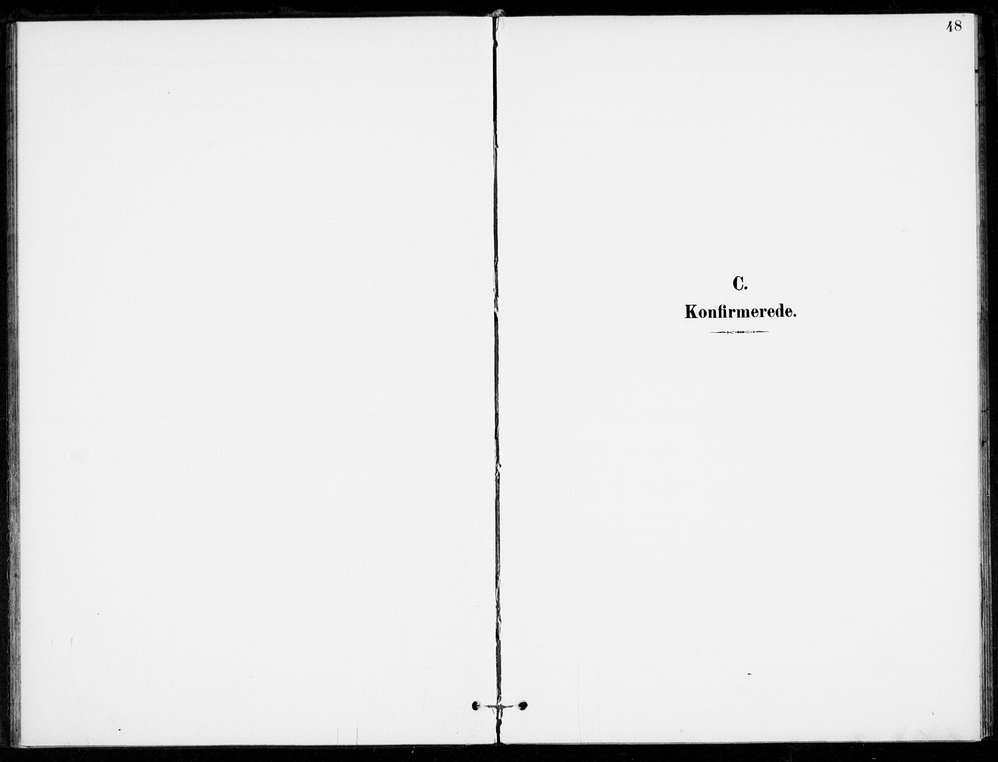 SAKO, Åssiden kirkebøker, F/Fa/L0002: Ministerialbok nr. 2, 1896-1916, s. 48