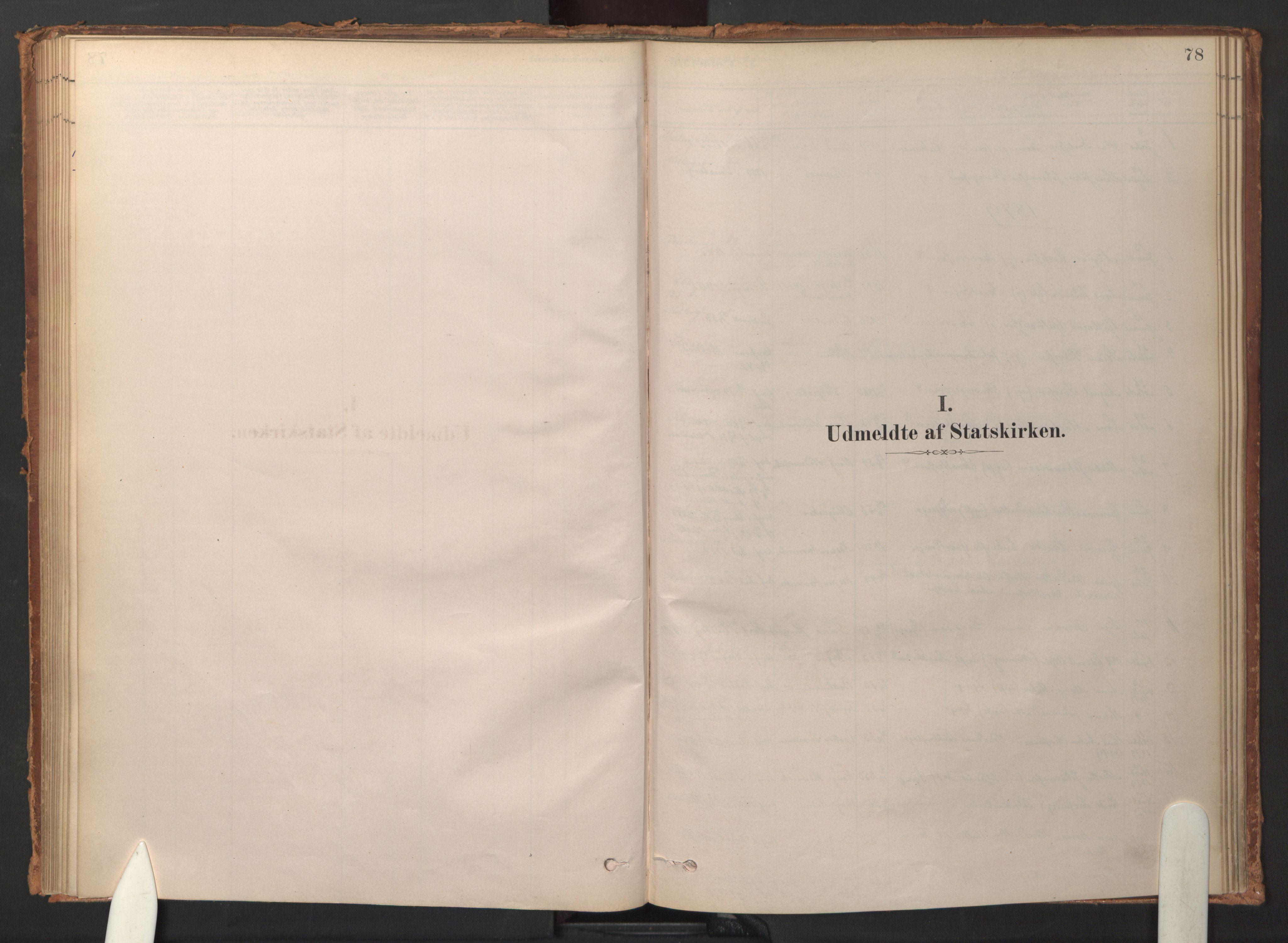 SAO, Jakob prestekontor Kirkebøker, F/Fa/L0015: Ministerialbok nr. 15, 1878-1983, s. 78