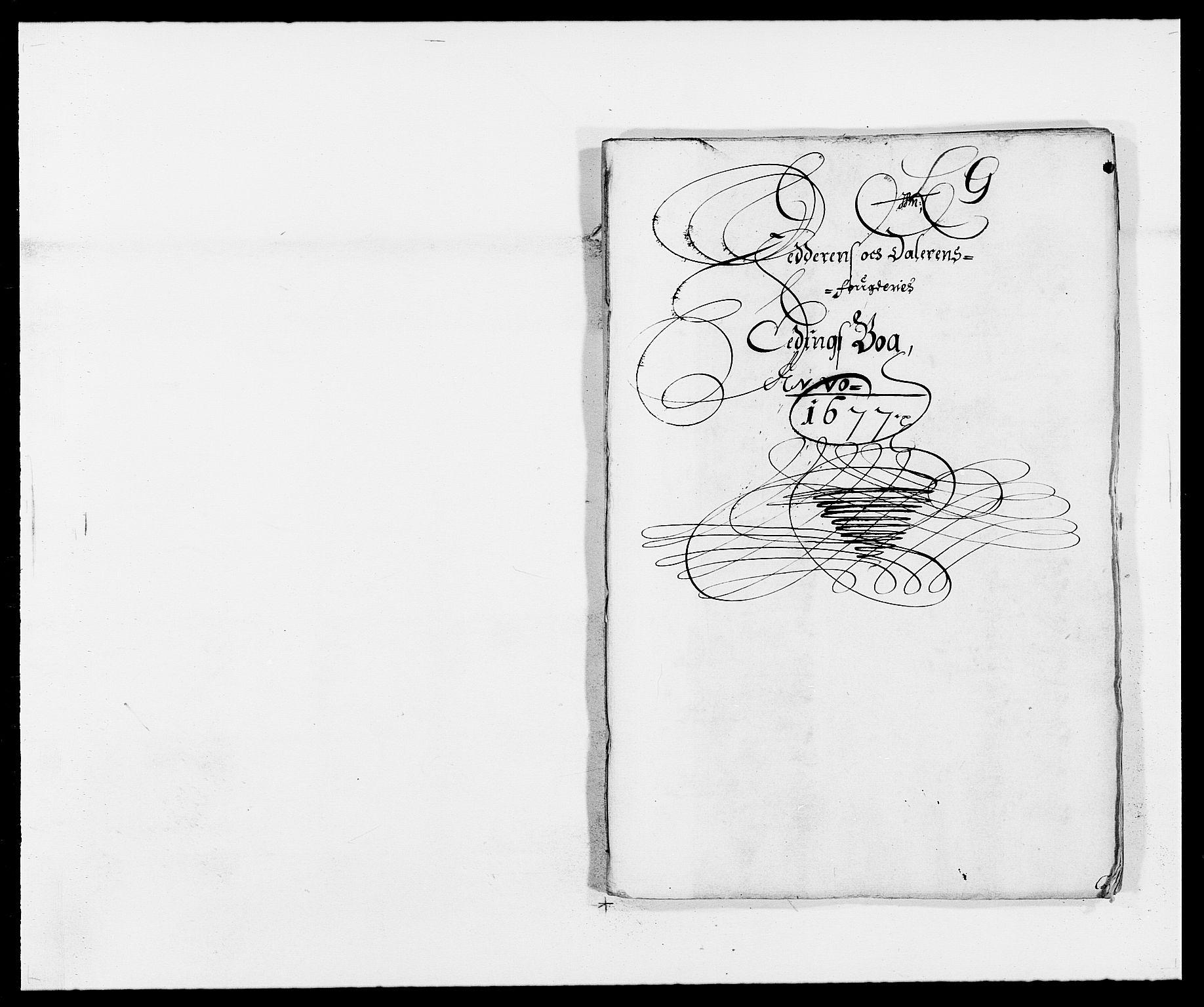 RA, Rentekammeret inntil 1814, Reviderte regnskaper, Fogderegnskap, R46/L2717: Fogderegnskap Jæren og Dalane, 1677, s. 192