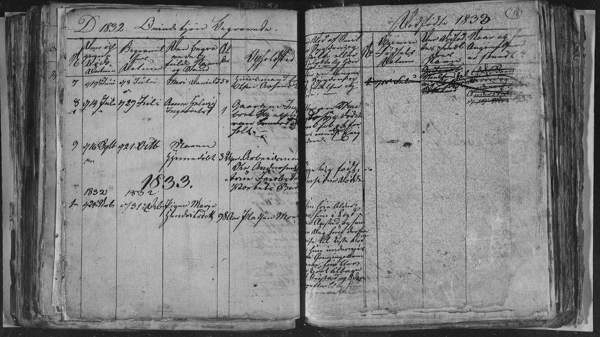 SAKO, Siljan kirkebøker, G/Ga/L0001: Klokkerbok nr. 1, 1827-1847, s. 118