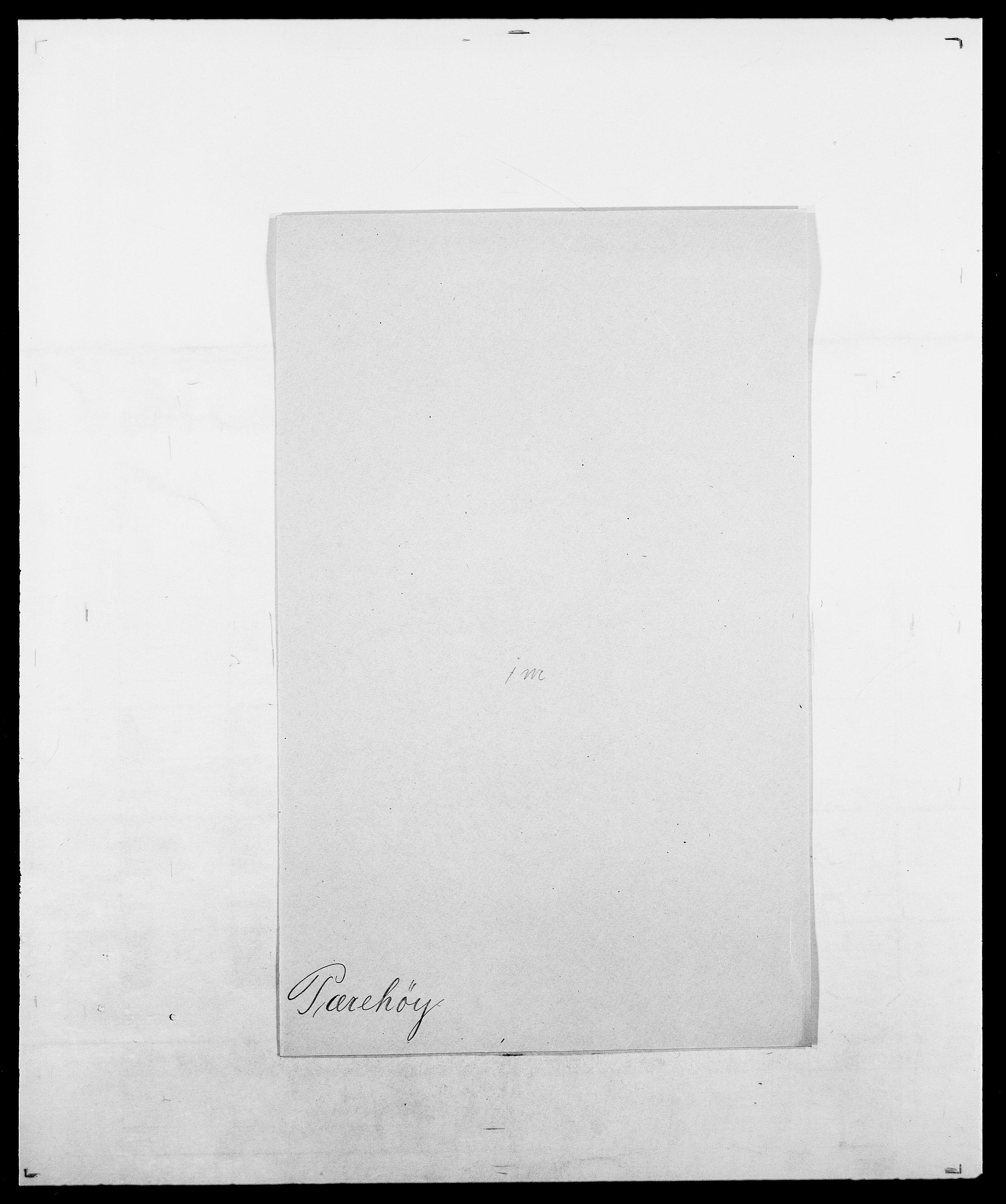 SAO, Delgobe, Charles Antoine - samling, D/Da/L0031: de Place - Raaum, s. 452