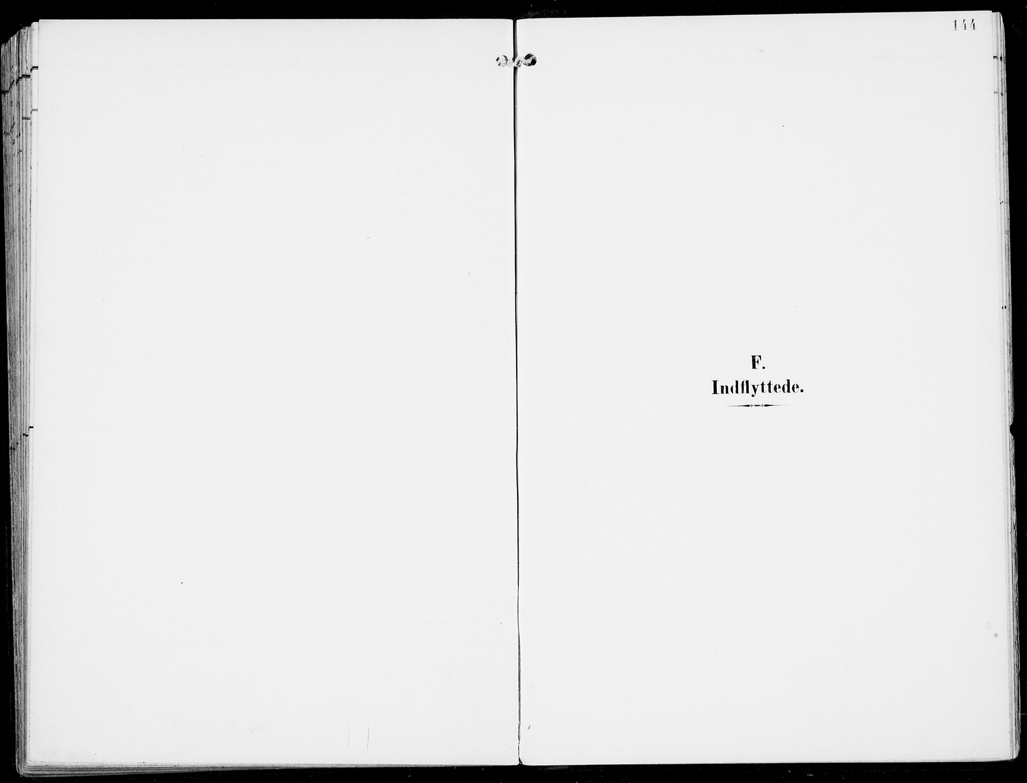 SAB, Ulvik Sokneprestembete, H/Haa: Ministerialbok nr. B  2, 1898-1924, s. 144