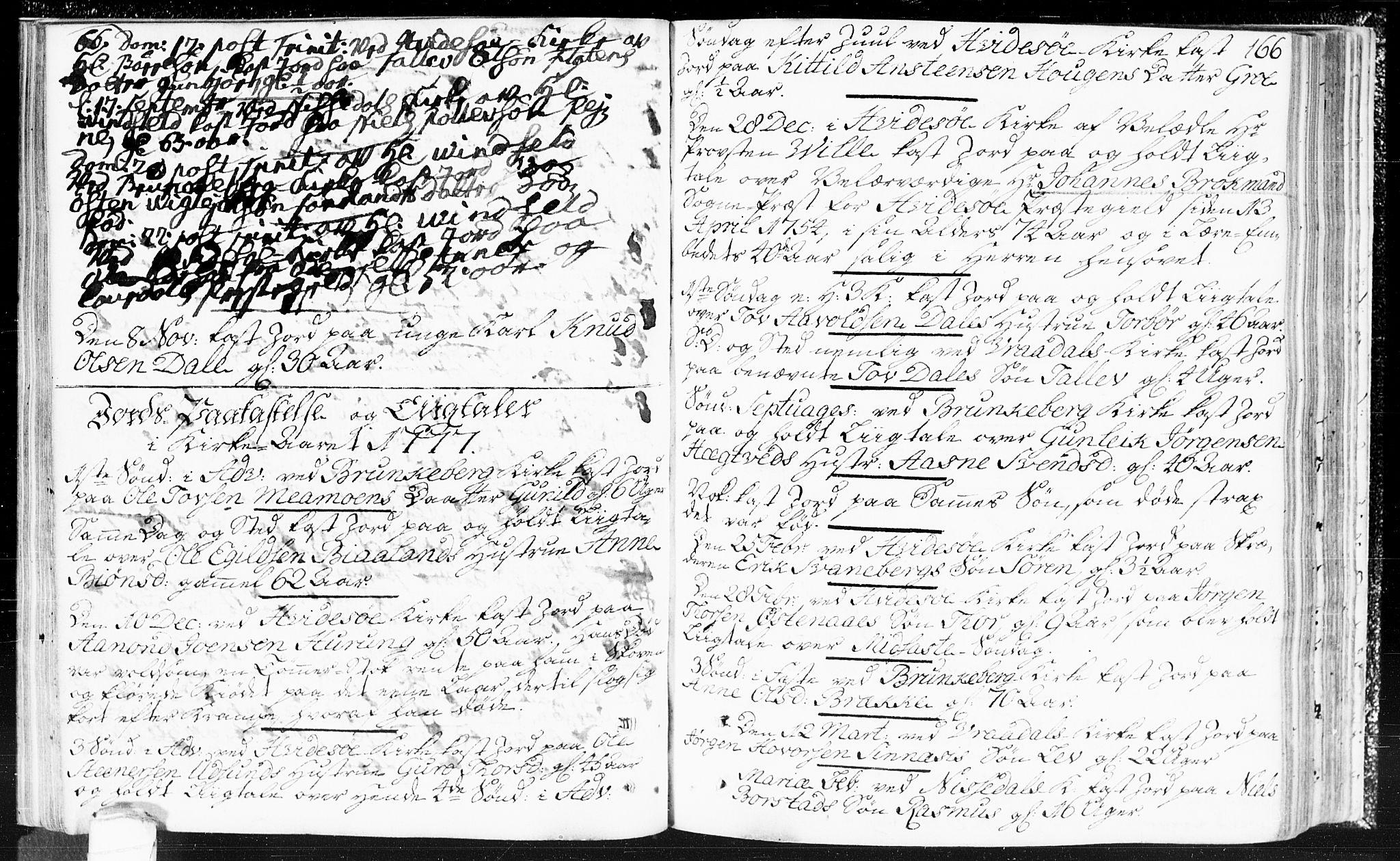 SAKO, Kviteseid kirkebøker, F/Fa/L0002: Ministerialbok nr. I 2, 1773-1786, s. 166