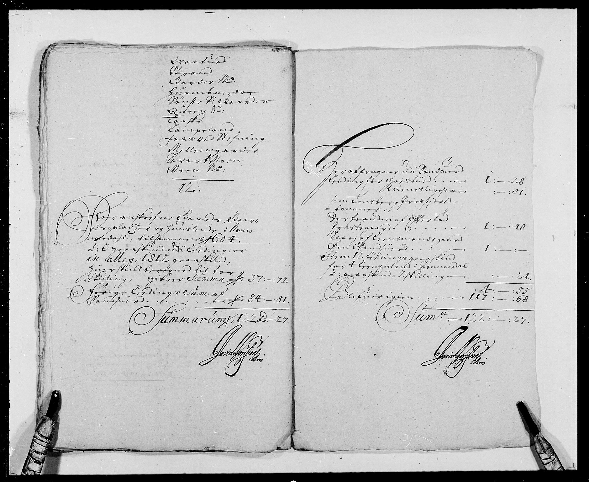 RA, Rentekammeret inntil 1814, Reviderte regnskaper, Fogderegnskap, R24/L1573: Fogderegnskap Numedal og Sandsvær, 1687-1691, s. 368