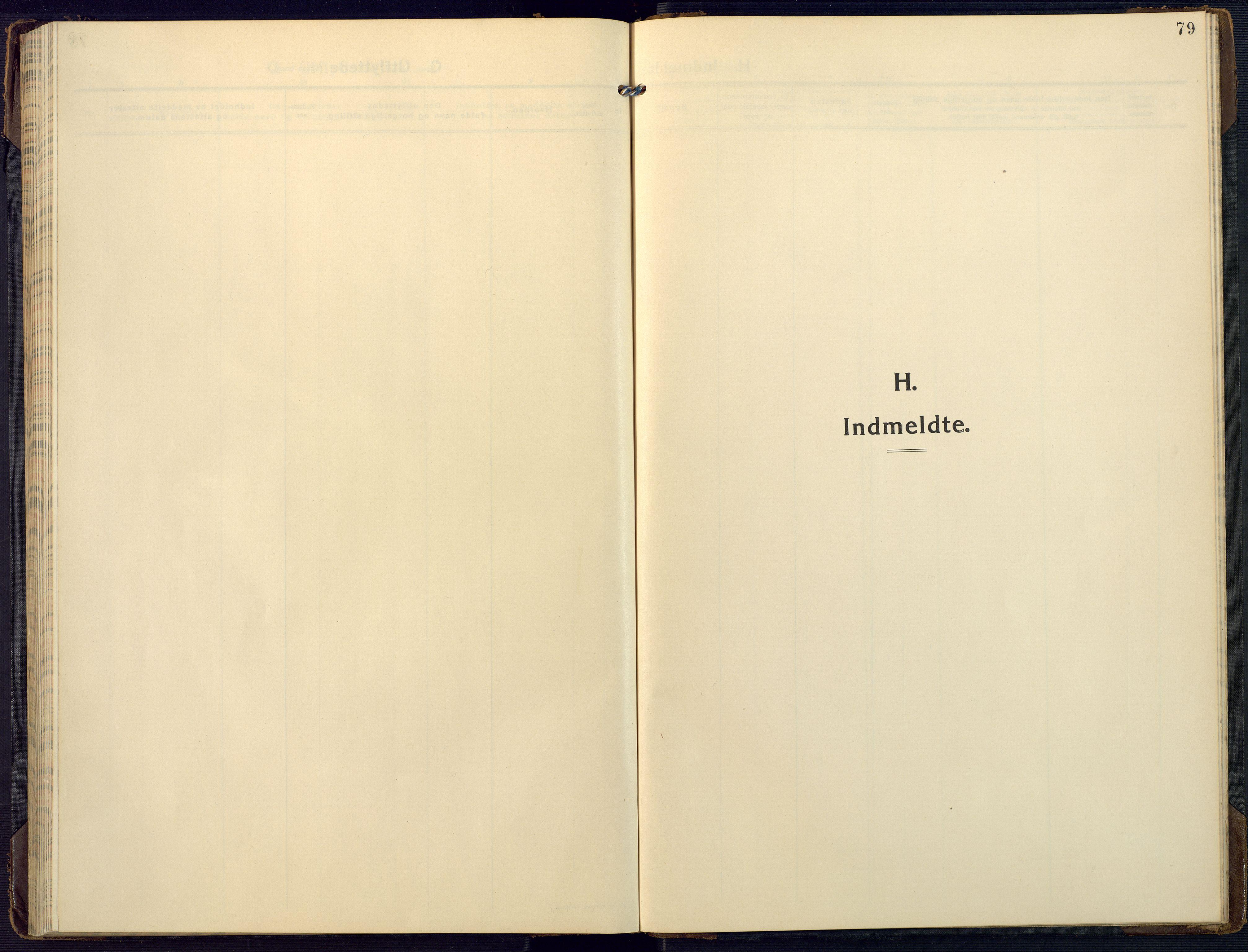SAK, Mandal sokneprestkontor, F/Fa/Fab/L0003: Ministerialbok nr. A 3, 1913-1933, s. 79