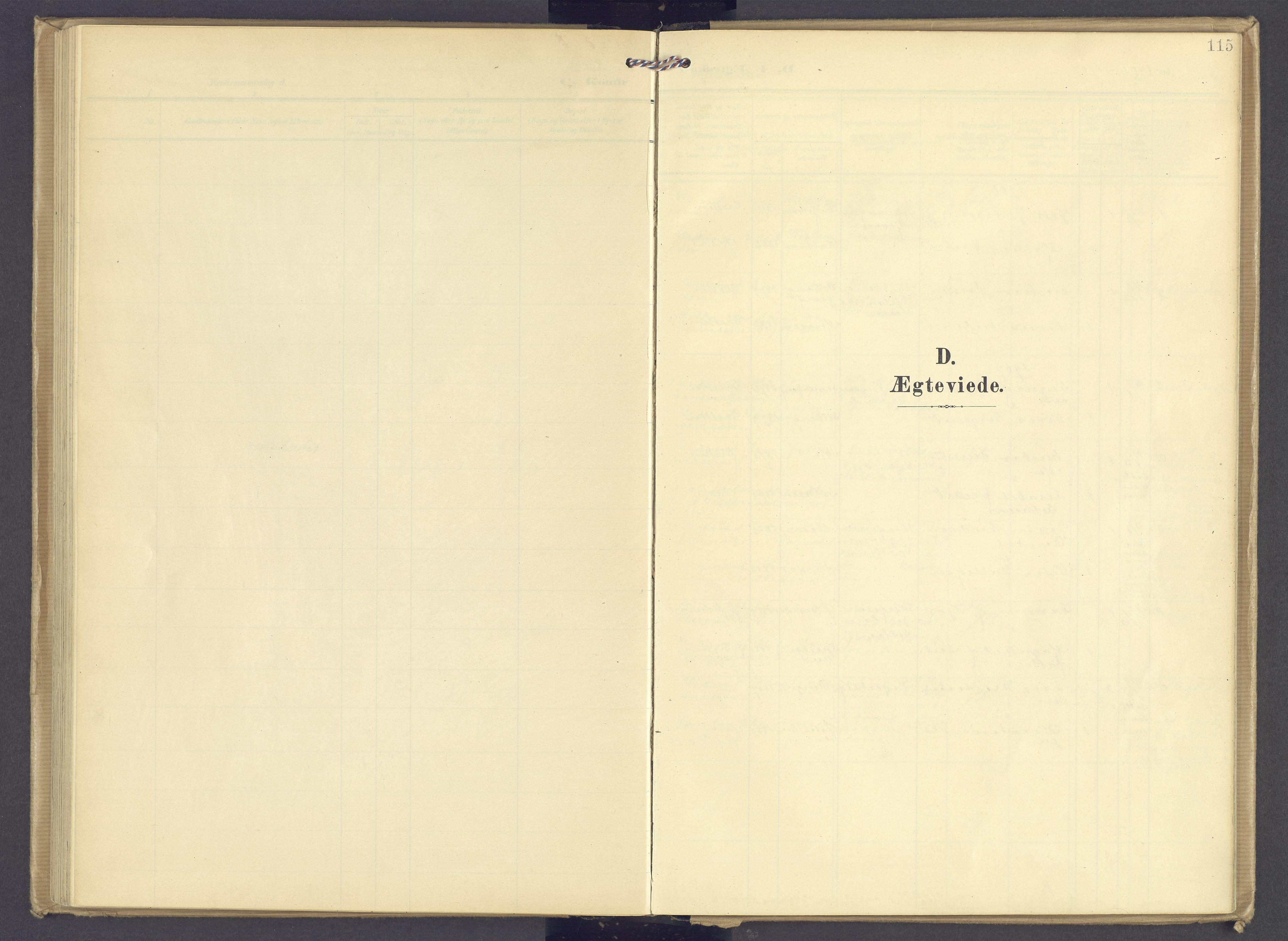 SAH, Øyer prestekontor, Ministerialbok nr. 13, 1905-1920, s. 115