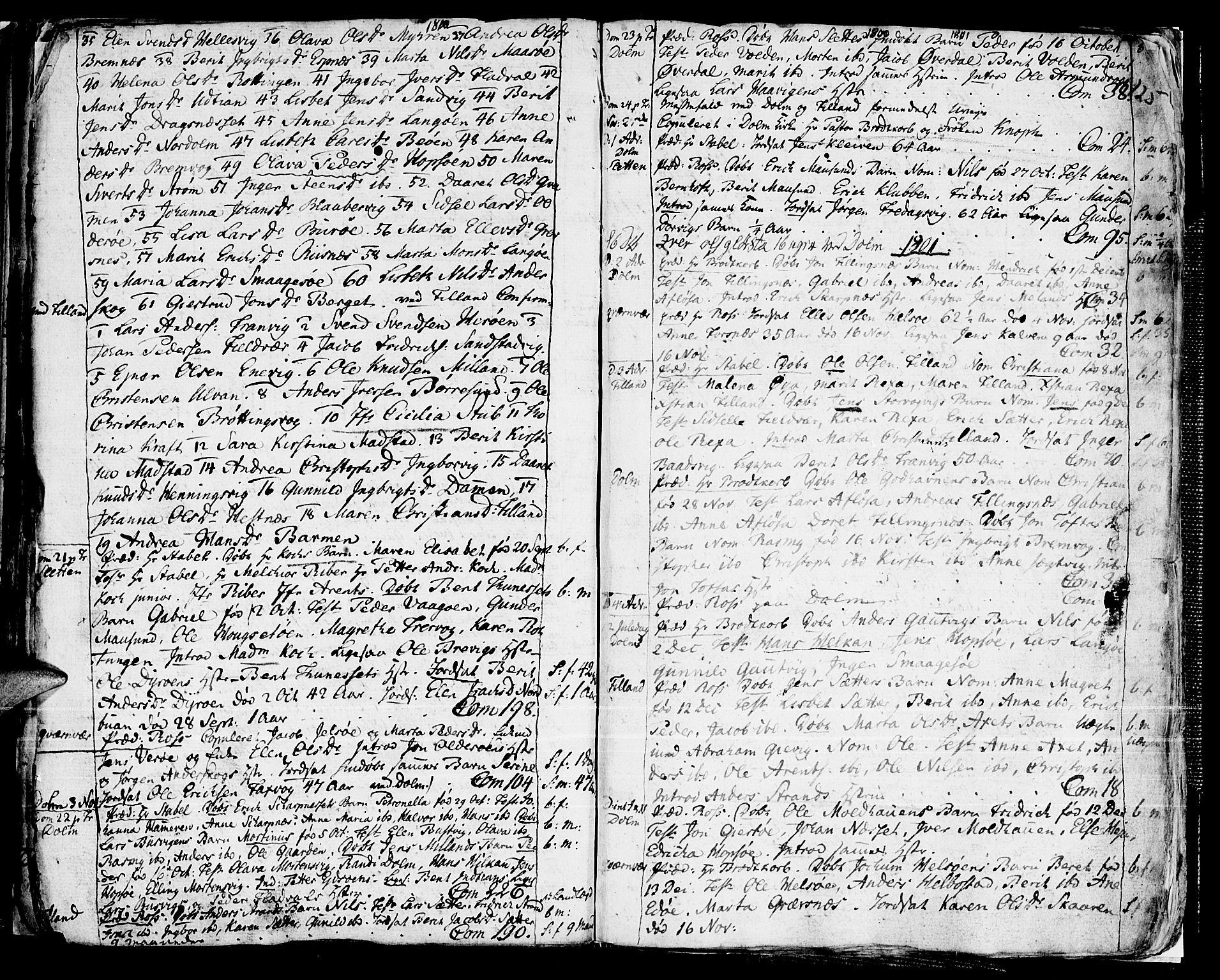 SAT, Ministerialprotokoller, klokkerbøker og fødselsregistre - Sør-Trøndelag, 634/L0526: Ministerialbok nr. 634A02, 1775-1818, s. 125