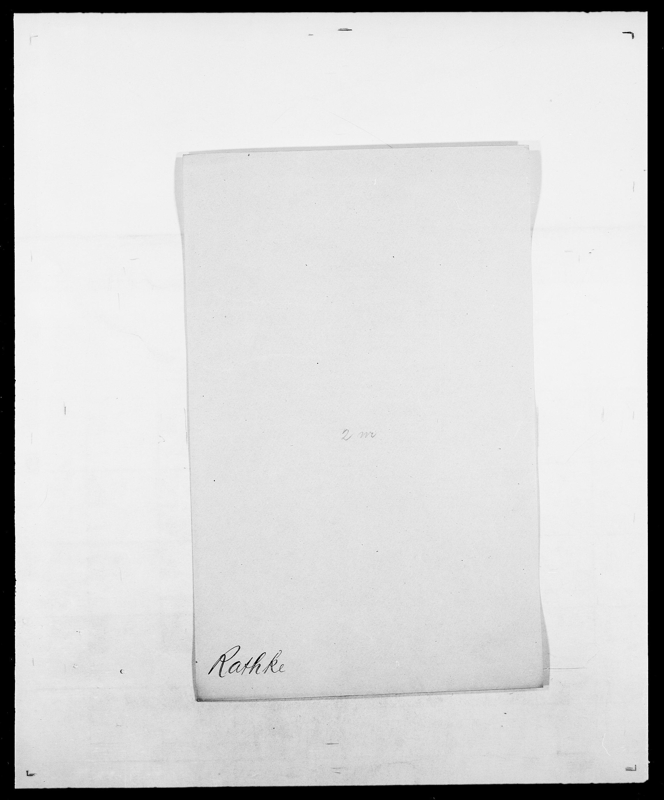 SAO, Delgobe, Charles Antoine - samling, D/Da/L0032: Rabakovsky - Rivertz, s. 192