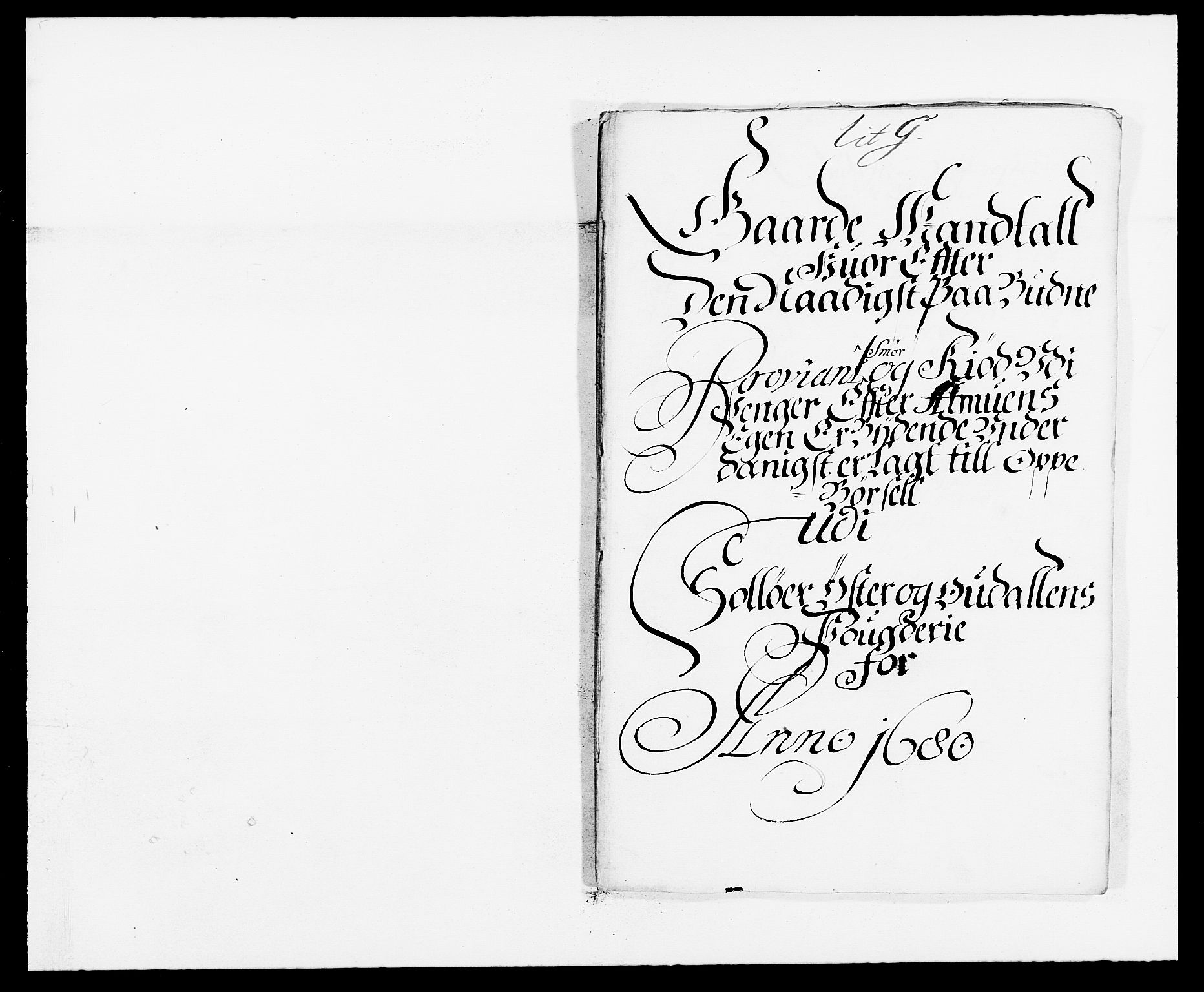 RA, Rentekammeret inntil 1814, Reviderte regnskaper, Fogderegnskap, R13/L0817: Fogderegnskap Solør, Odal og Østerdal, 1680, s. 240
