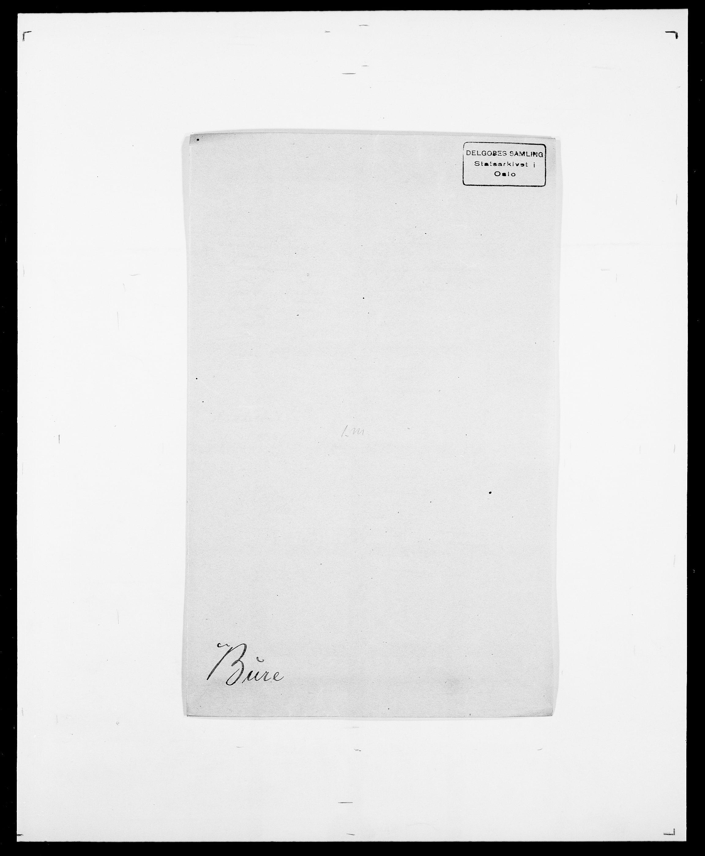 SAO, Delgobe, Charles Antoine - samling, D/Da/L0007: Buaas - Caphengst, s. 416
