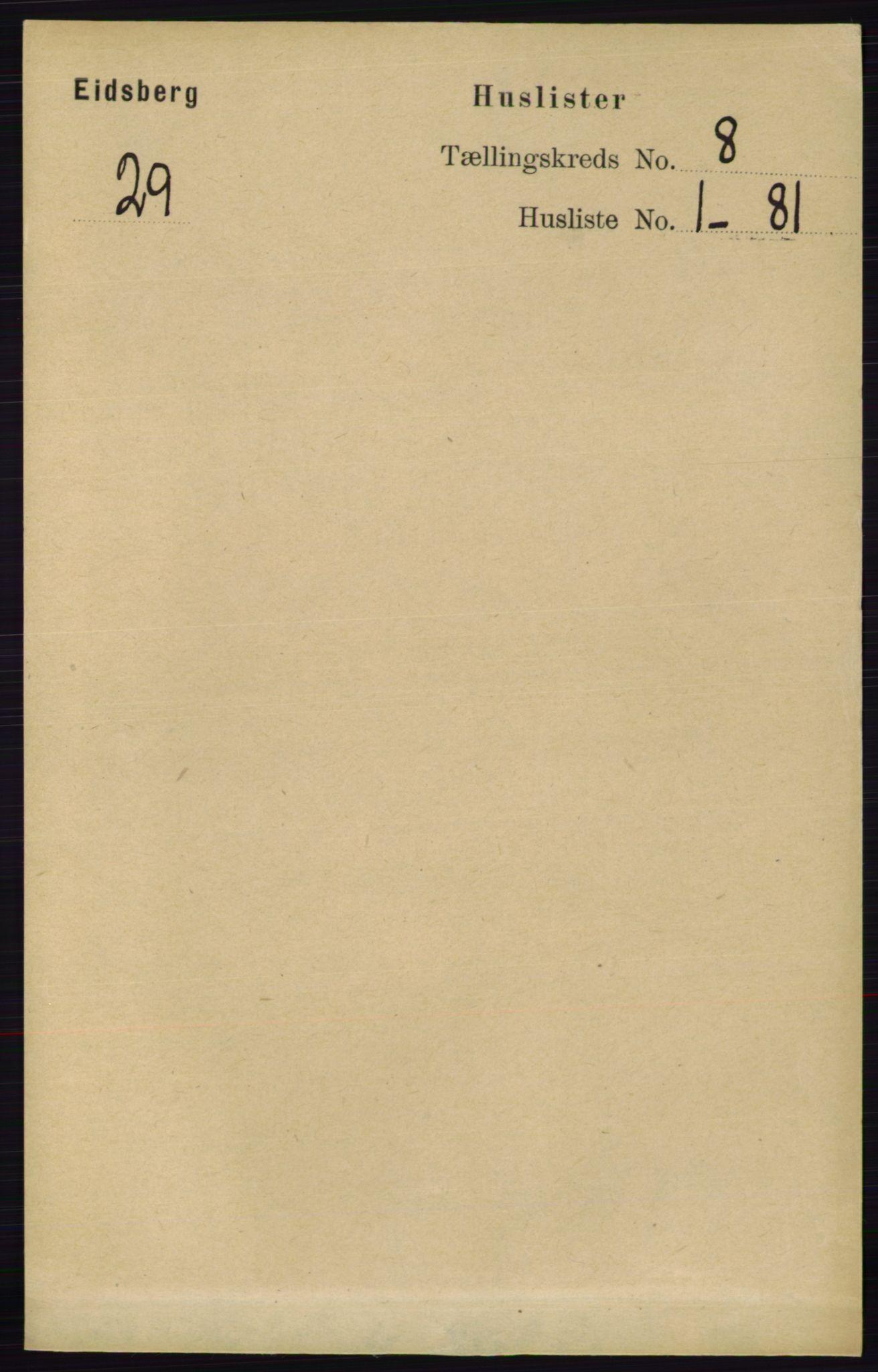 RA, Folketelling 1891 for 0125 Eidsberg herred, 1891, s. 4549