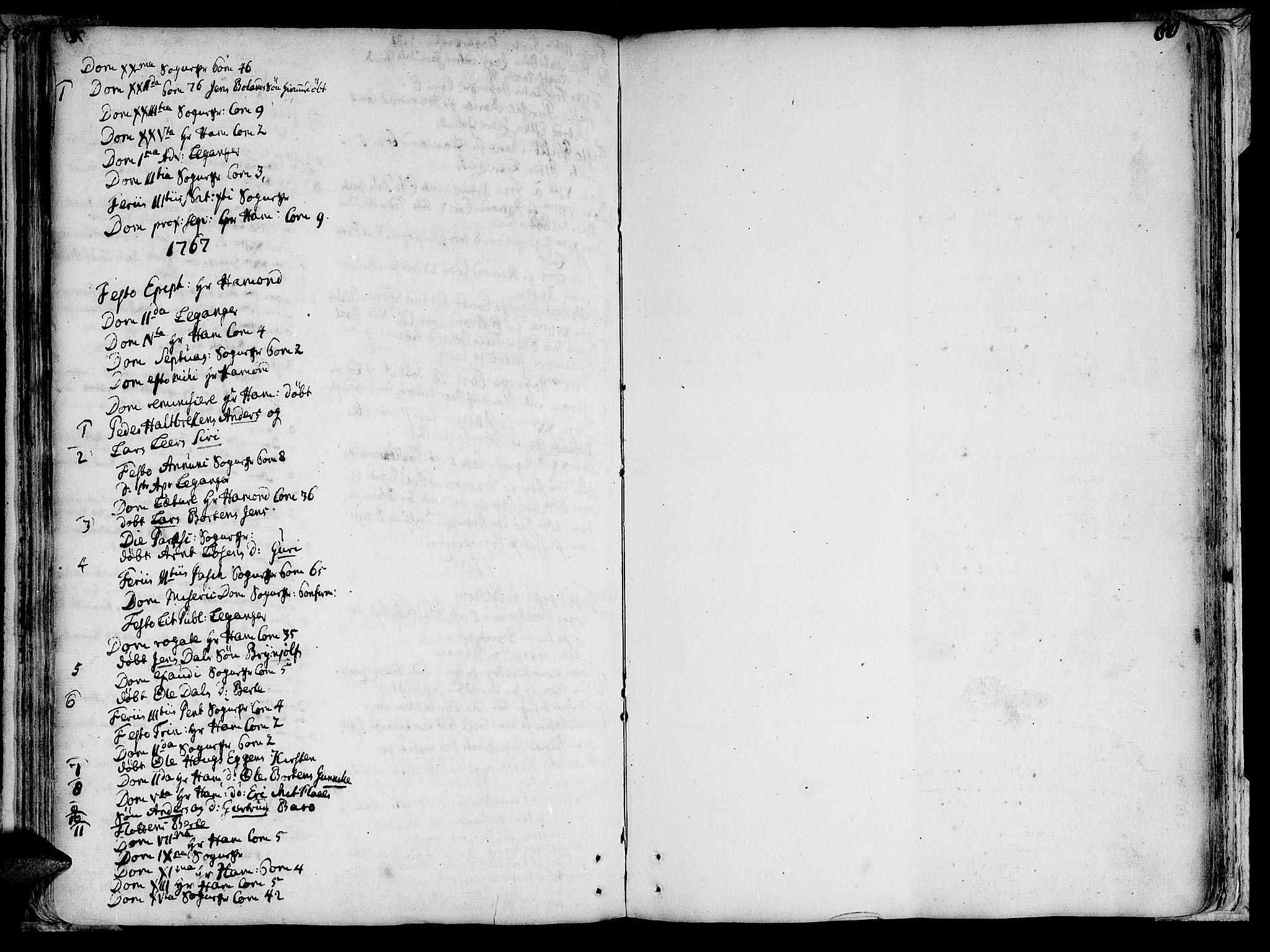 SAT, Ministerialprotokoller, klokkerbøker og fødselsregistre - Sør-Trøndelag, 691/L1058: Ministerialbok nr. 691A01 /2, 1740-1767, s. 80