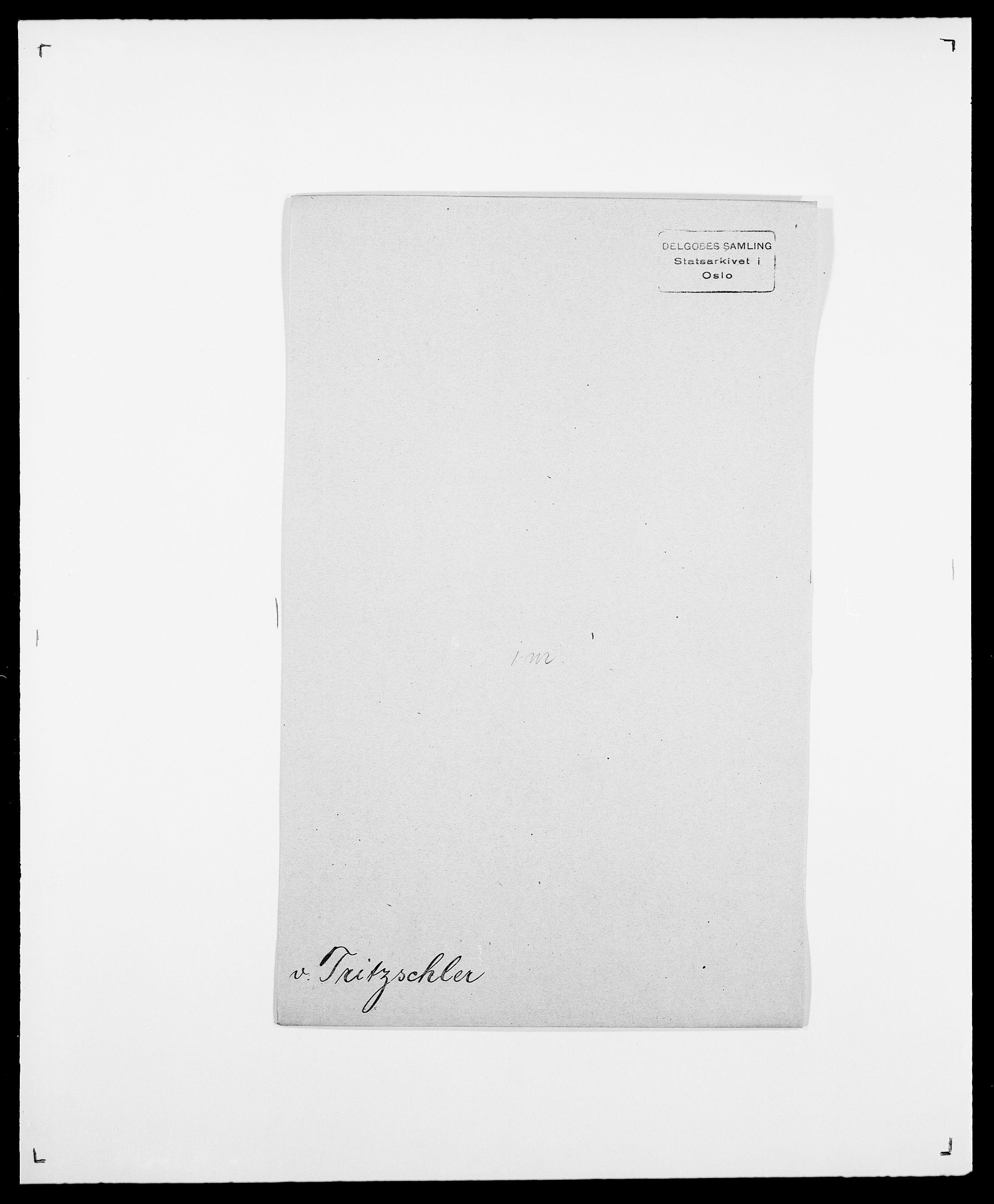 SAO, Delgobe, Charles Antoine - samling, D/Da/L0039: Thorsen - Urup, s. 351