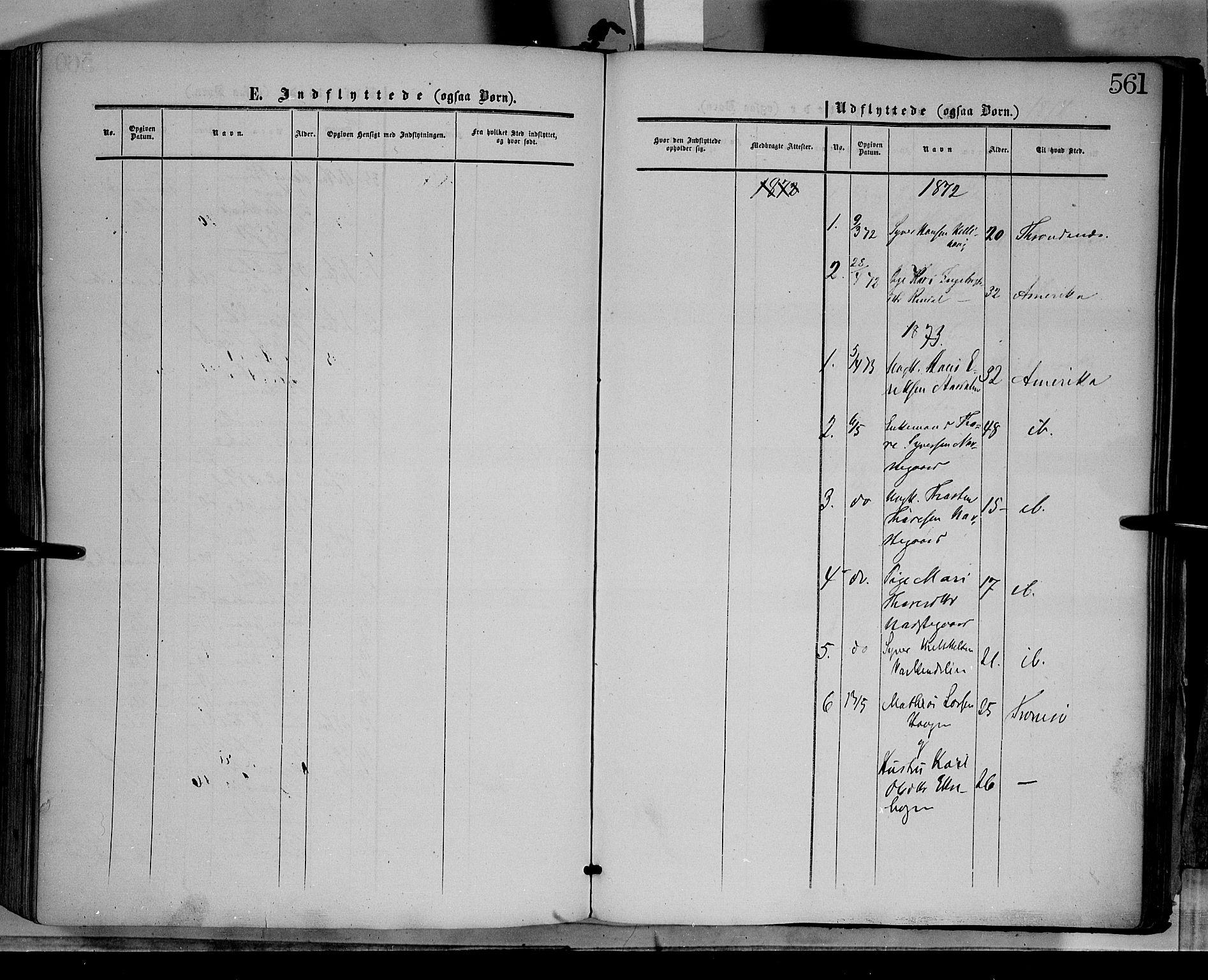 SAH, Dovre prestekontor, Ministerialbok nr. 1, 1854-1878, s. 561