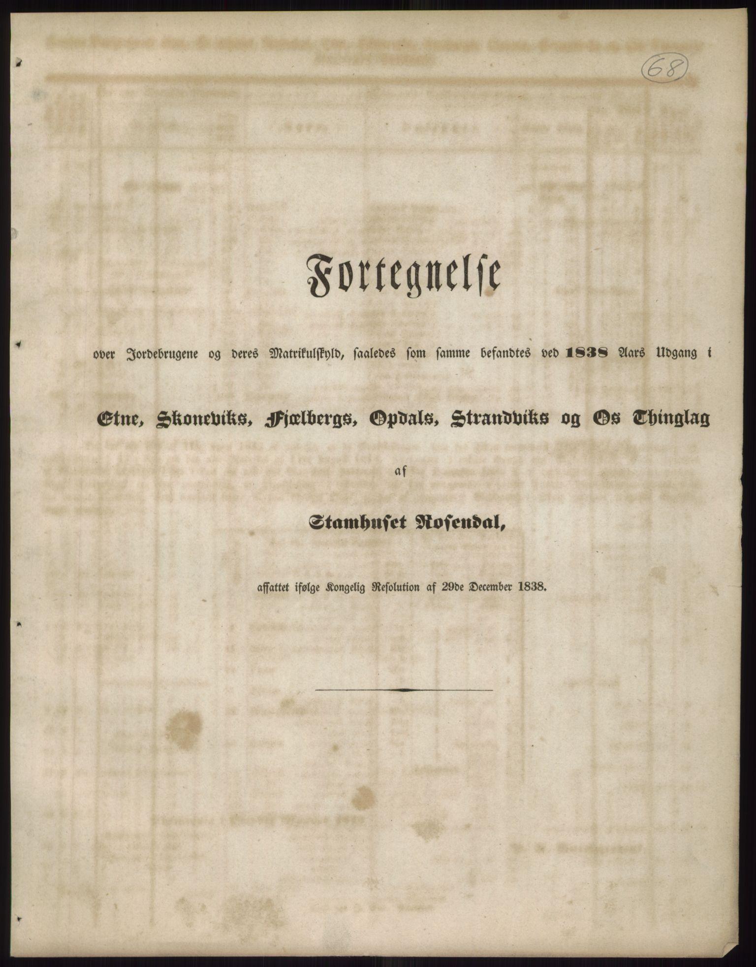 PUBL, Andre publikasjoner, -/Bind 11: Søndre Bergenhus amt: Sunnhordland og Hardanger fogderi, Stamhuset Rosendals gods og Lyse klosters gods, 1838, s. 116