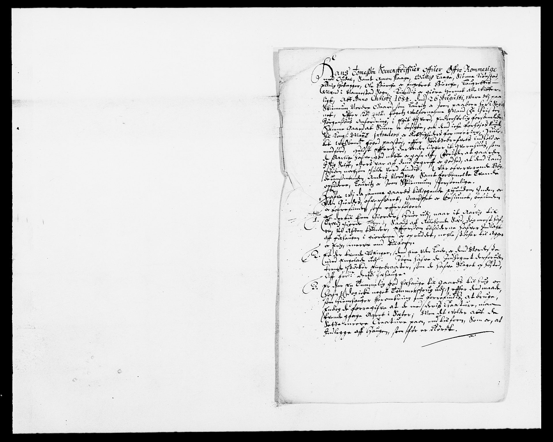 RA, Rentekammeret inntil 1814, Reviderte regnskaper, Fogderegnskap, R12/L0698: Fogderegnskap Øvre Romerike, 1684, s. 93