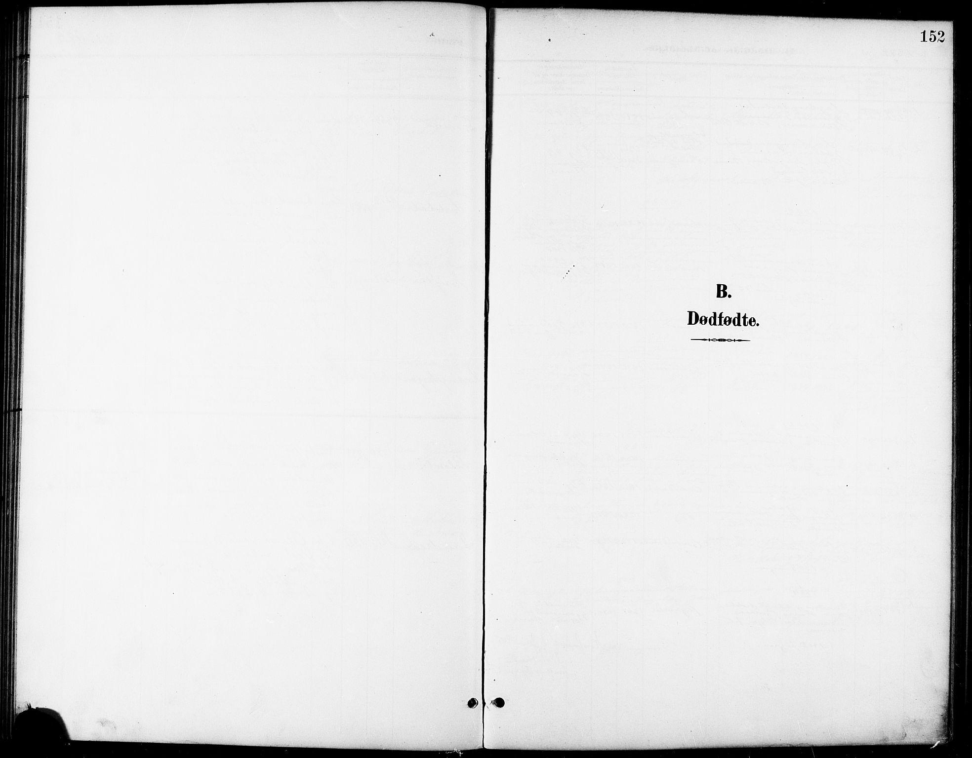 SAT, Ministerialprotokoller, klokkerbøker og fødselsregistre - Sør-Trøndelag, 668/L0819: Klokkerbok nr. 668C08, 1899-1912, s. 152
