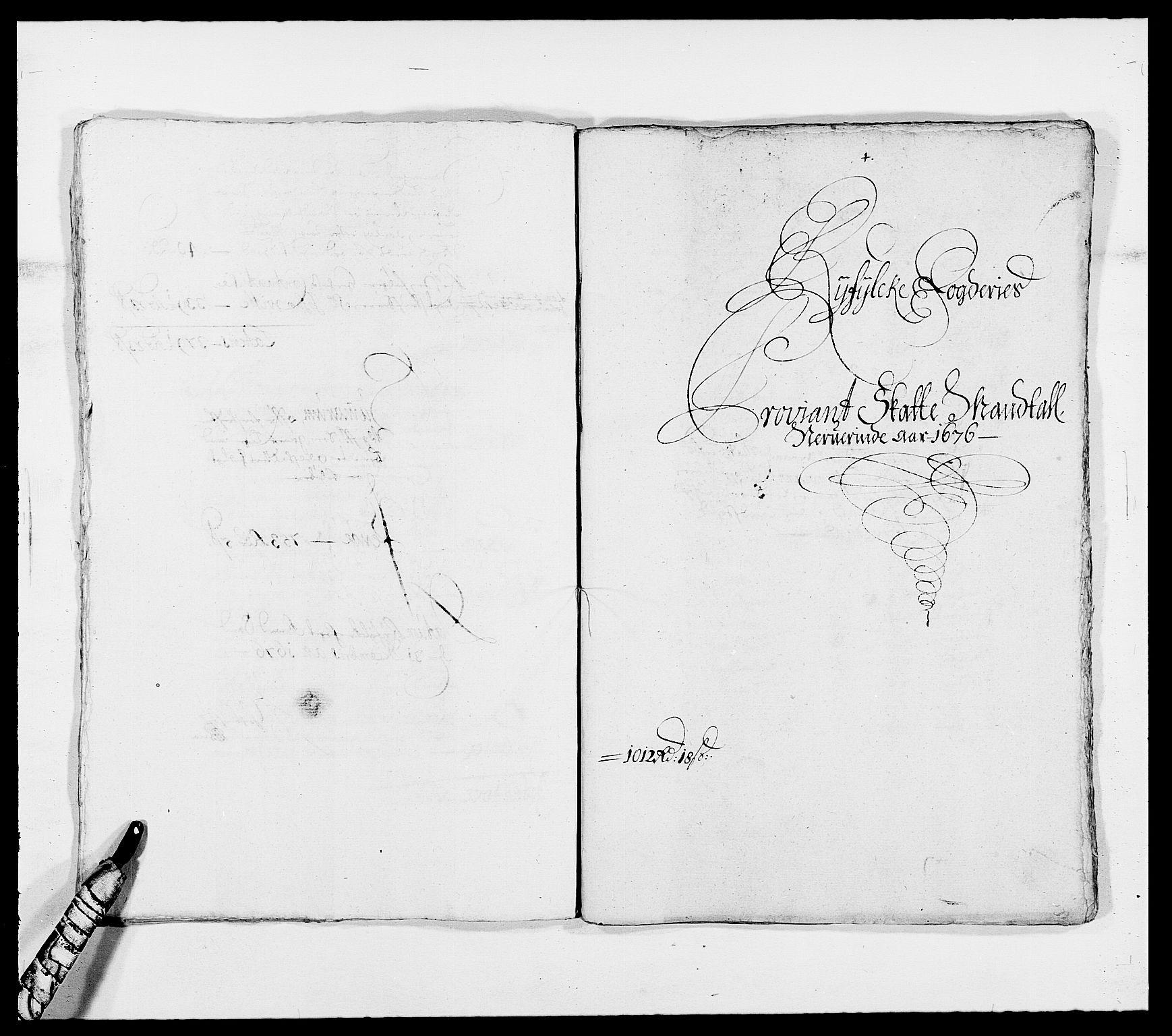 RA, Rentekammeret inntil 1814, Reviderte regnskaper, Fogderegnskap, R47/L2846: Fogderegnskap Ryfylke, 1676, s. 75