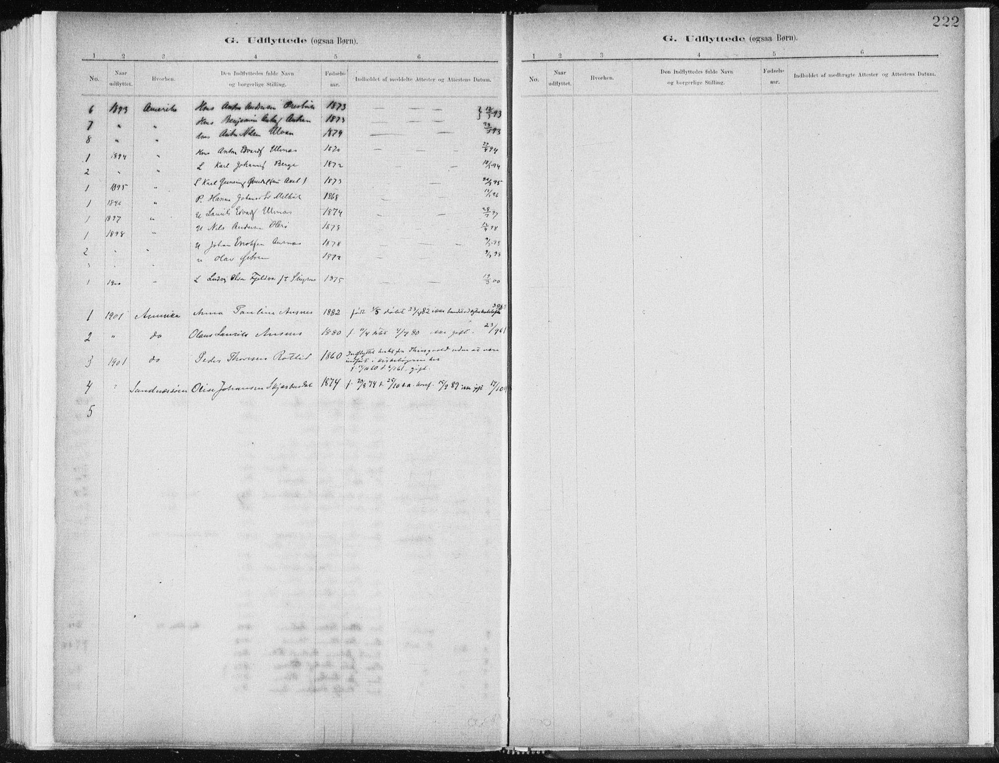SAT, Ministerialprotokoller, klokkerbøker og fødselsregistre - Sør-Trøndelag, 637/L0558: Ministerialbok nr. 637A01, 1882-1899, s. 222