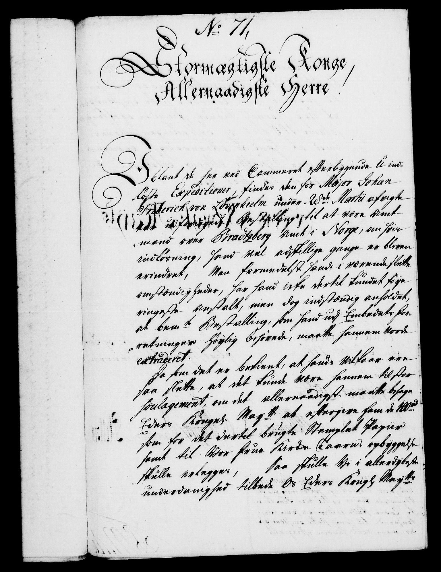 RA, Rentekammeret, Kammerkanselliet, G/Gf/Gfa/L0028: Norsk relasjons- og resolusjonsprotokoll (merket RK 52.28), 1745-1746, s. 428