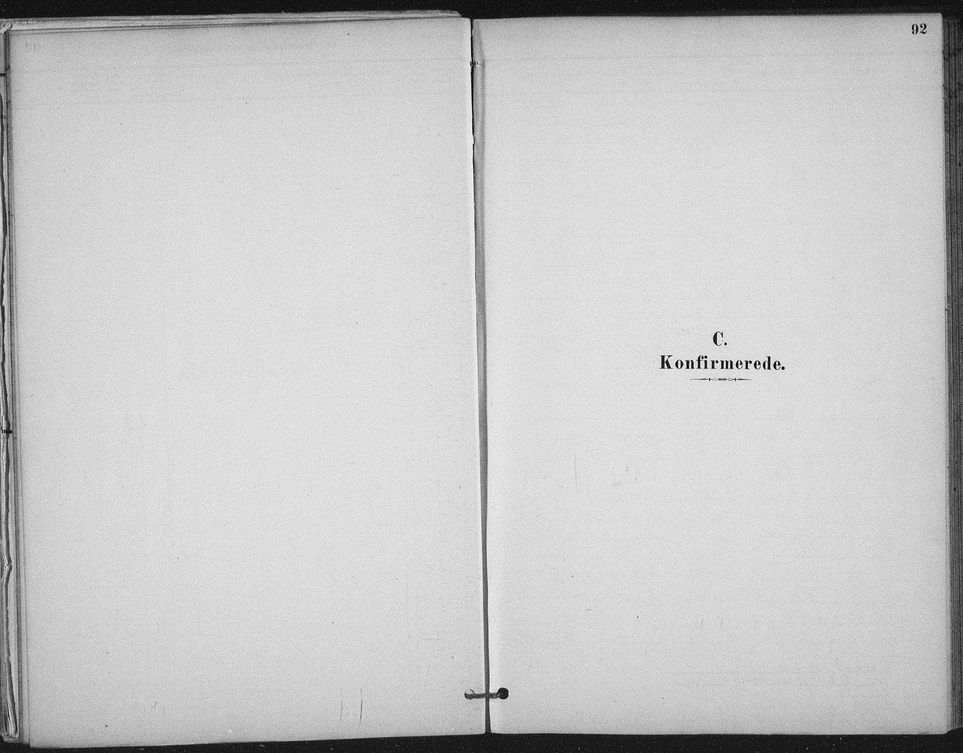 SAT, Ministerialprotokoller, klokkerbøker og fødselsregistre - Nord-Trøndelag, 710/L0095: Ministerialbok nr. 710A01, 1880-1914, s. 92