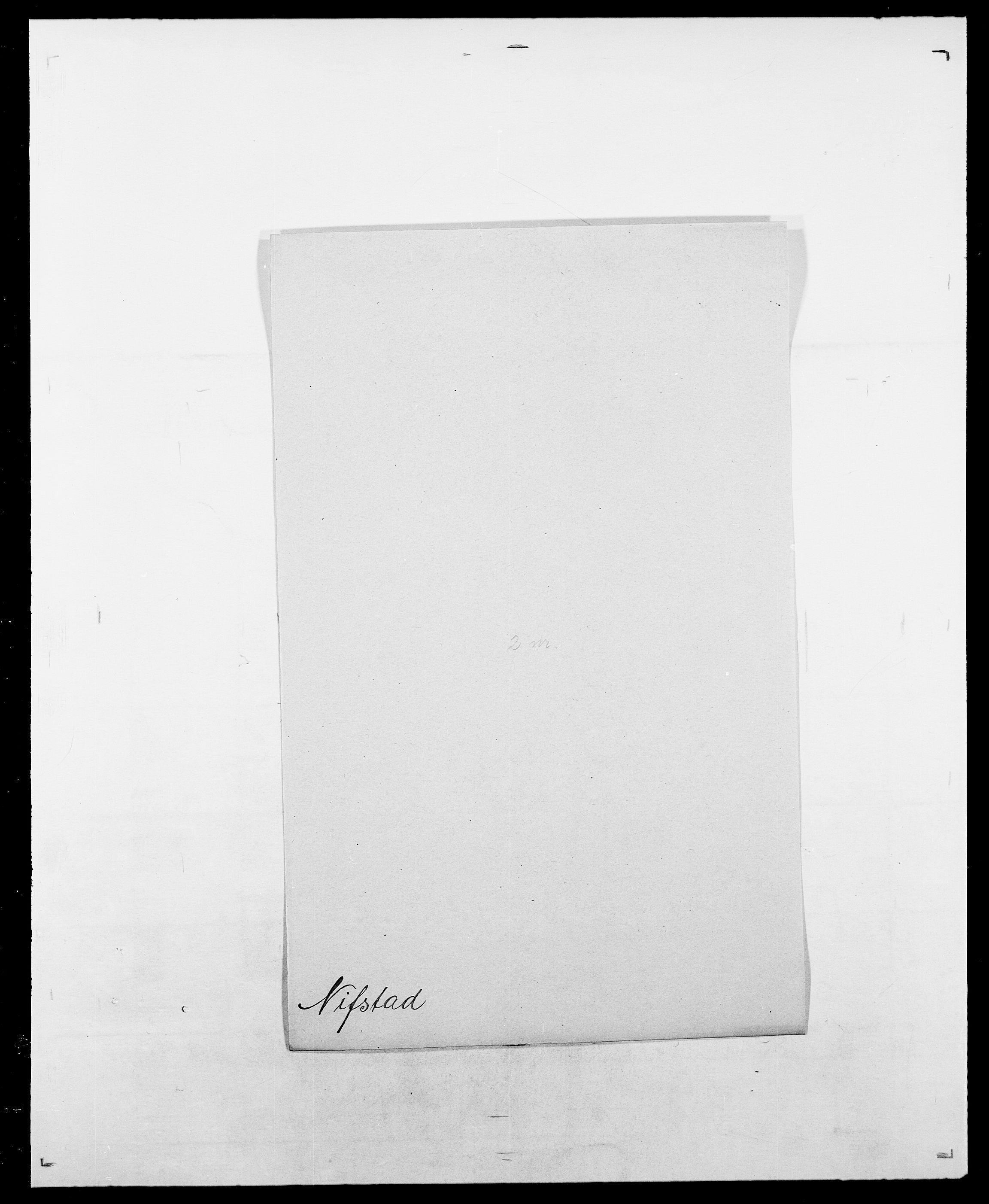 SAO, Delgobe, Charles Antoine - samling, D/Da/L0028: Naaden - Nøvik, s. 317