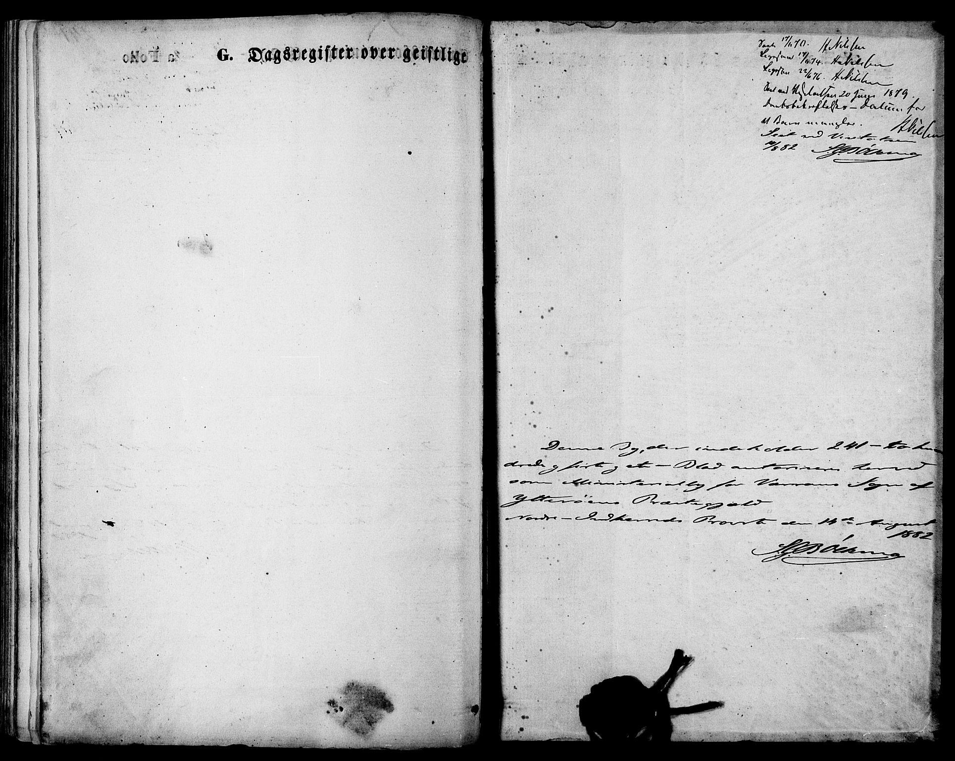 SAT, Ministerialprotokoller, klokkerbøker og fødselsregistre - Nord-Trøndelag, 744/L0419: Ministerialbok nr. 744A03, 1867-1881