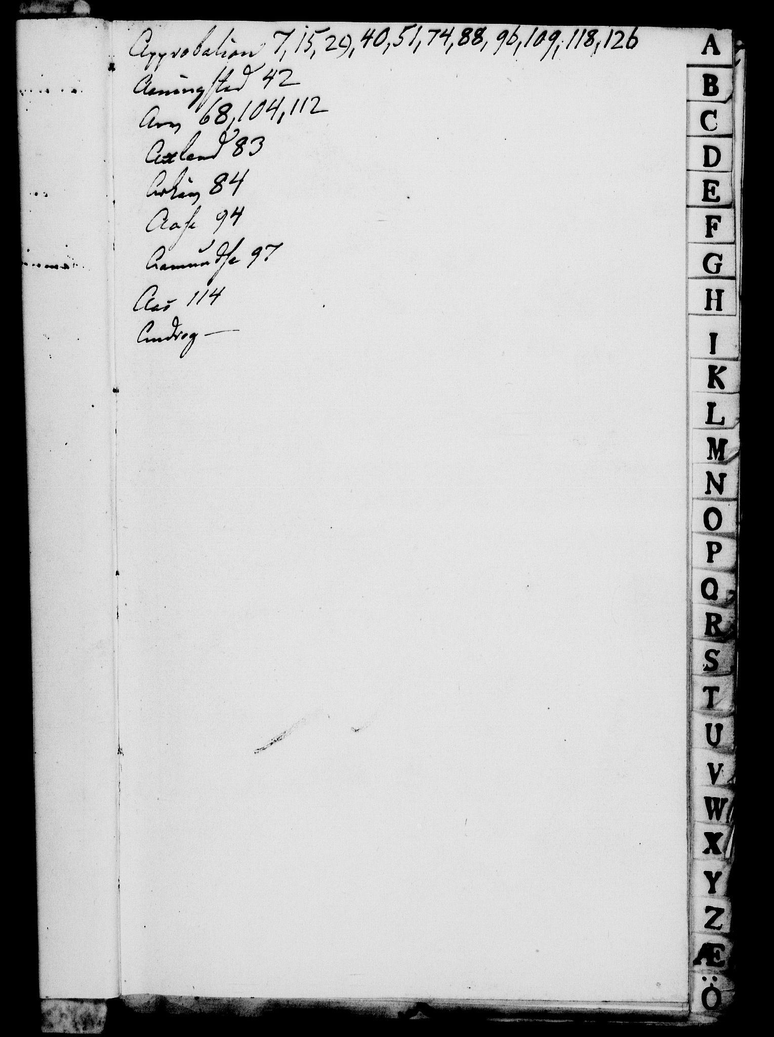RA, Rentekammeret, Kammerkanselliet, G/Gf/Gfa/L0069: Norsk relasjons- og resolusjonsprotokoll (merket RK 52.69), 1787, s. 3