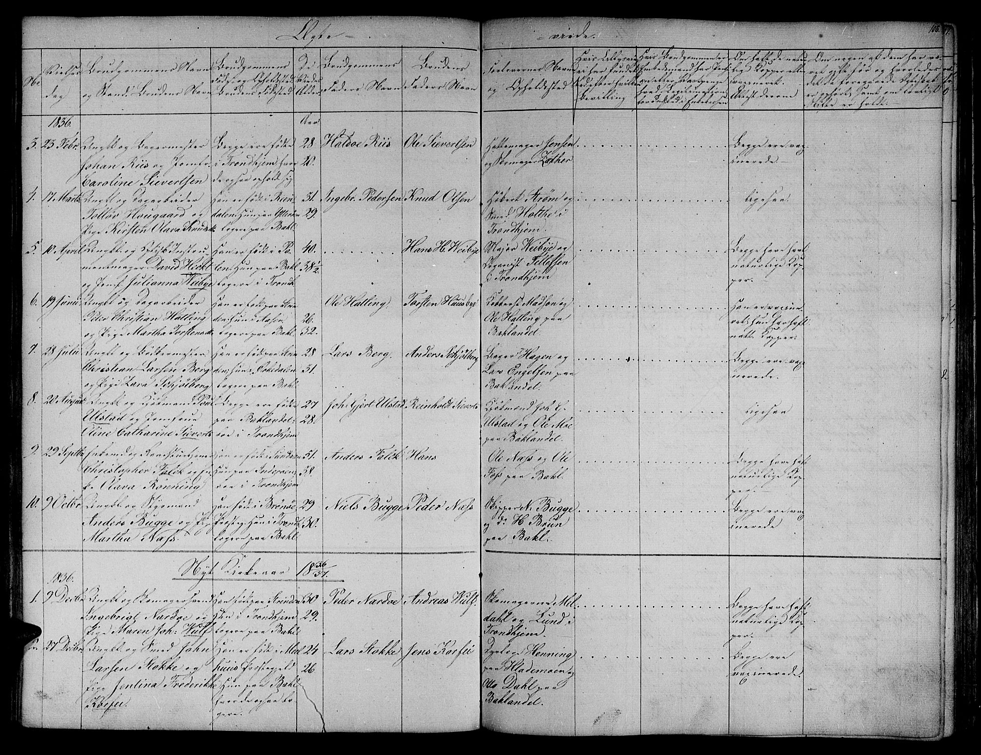 SAT, Ministerialprotokoller, klokkerbøker og fødselsregistre - Sør-Trøndelag, 604/L0182: Ministerialbok nr. 604A03, 1818-1850, s. 106
