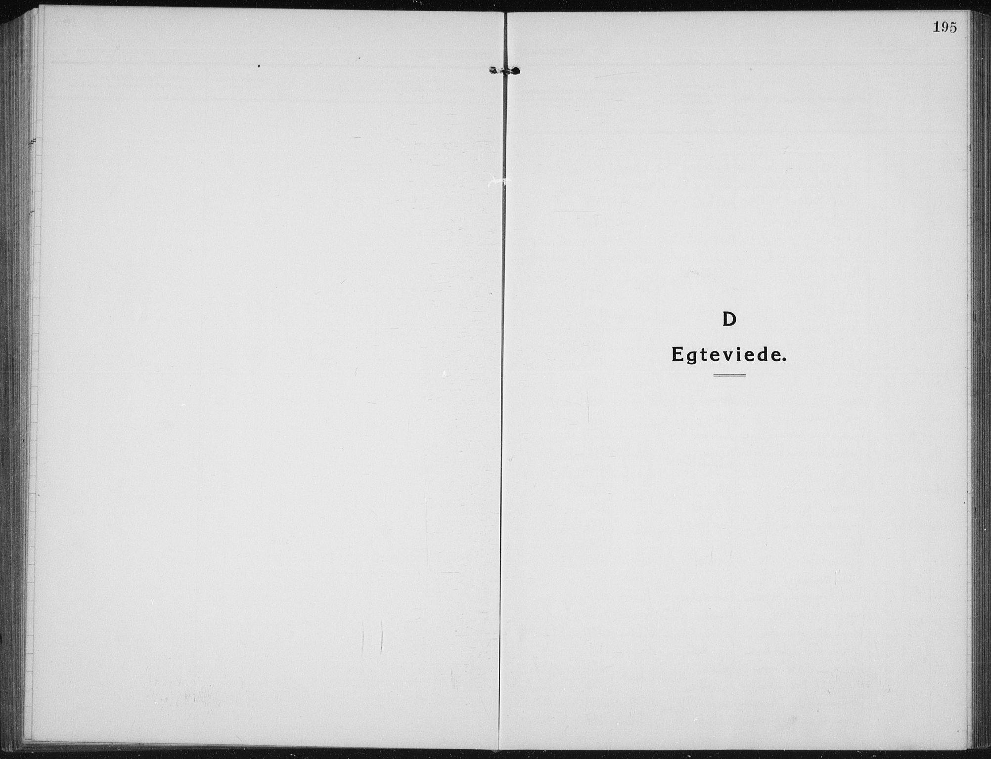 SAH, Vardal prestekontor, H/Ha/Hab/L0017: Klokkerbok nr. 17, 1922-1941, s. 195
