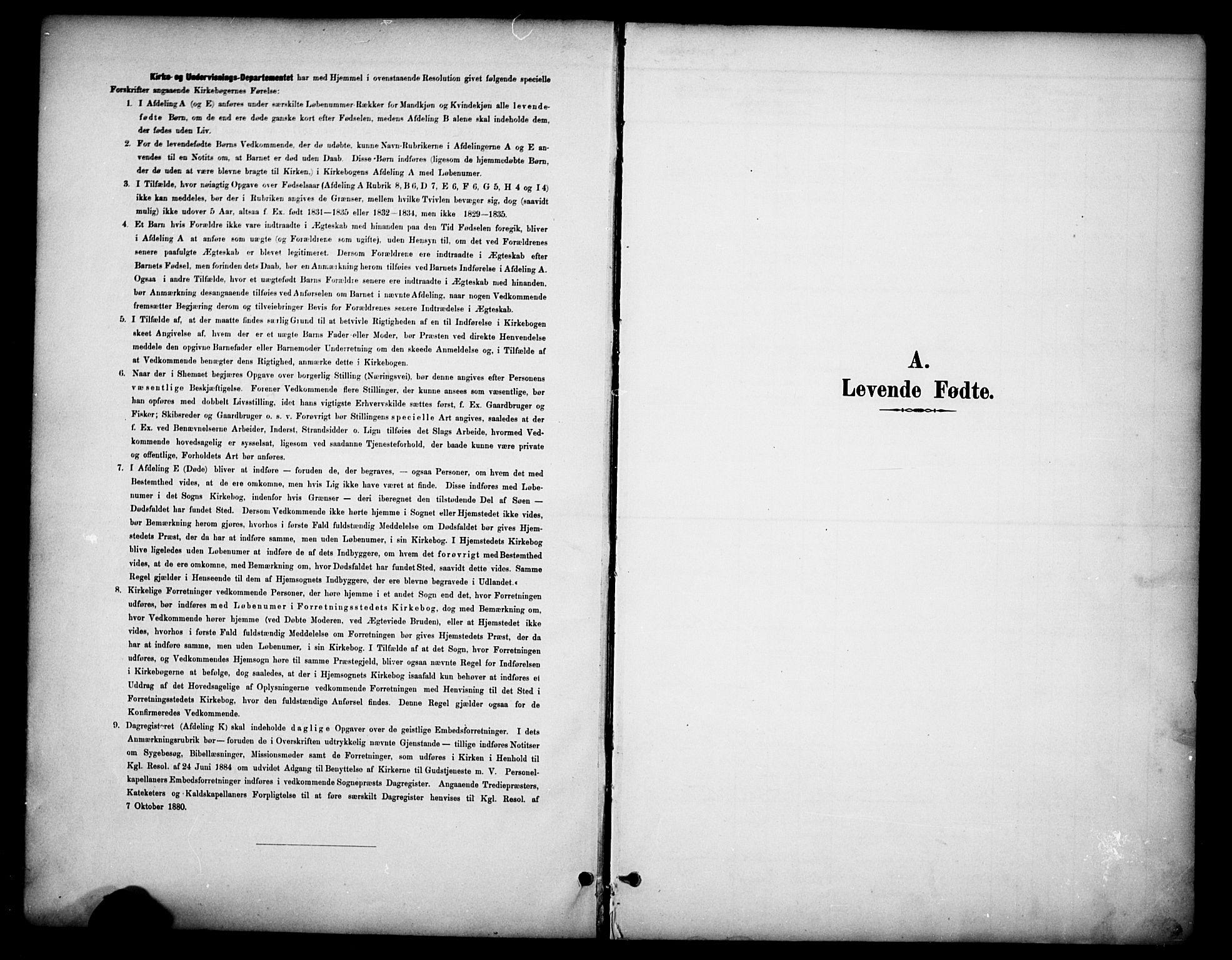 SAH, Dovre prestekontor, Ministerialbok nr. 3, 1891-1901