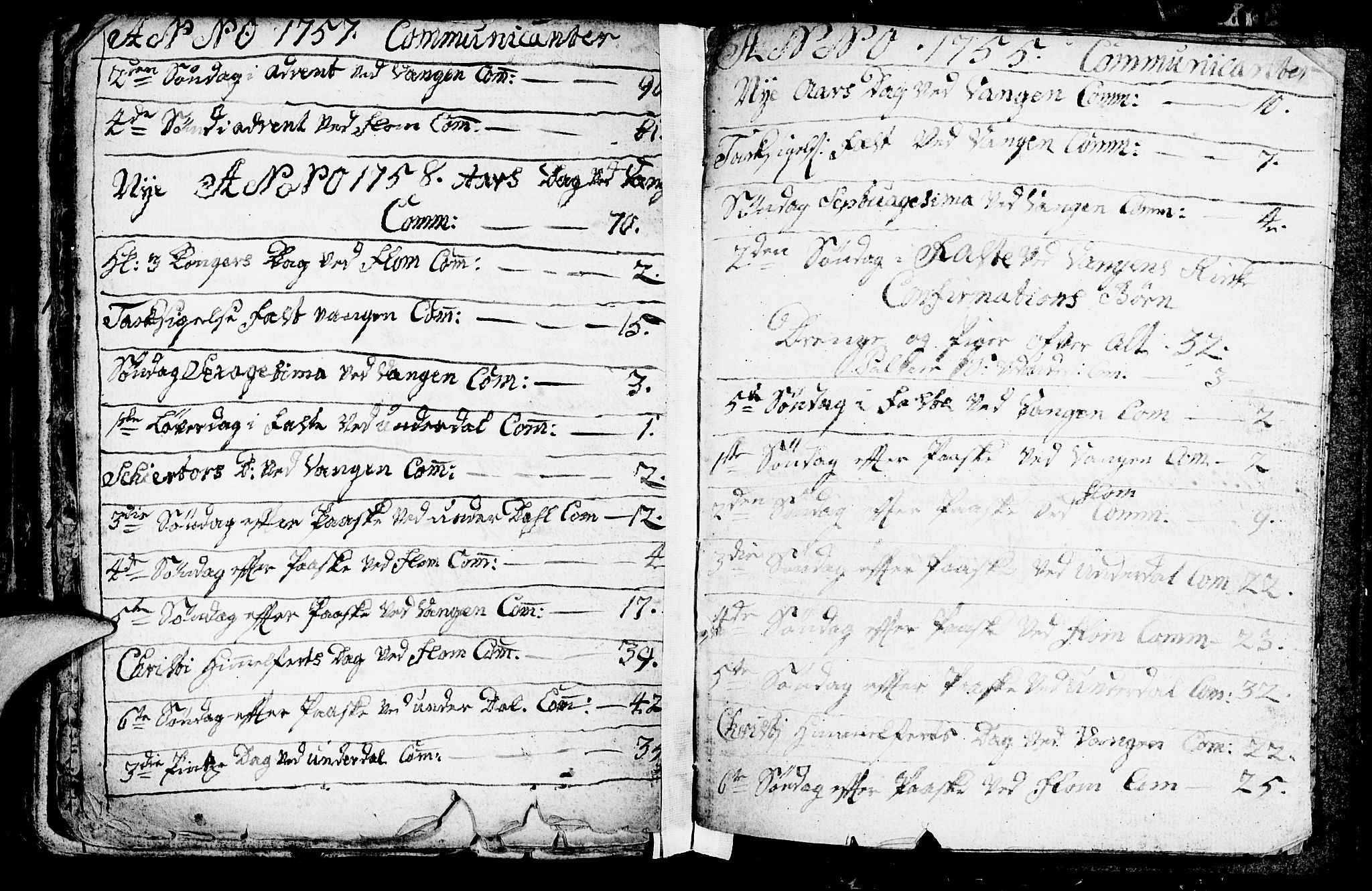 SAB, Aurland Sokneprestembete*, Ministerialbok nr. A 3, 1735-1761, s. 211