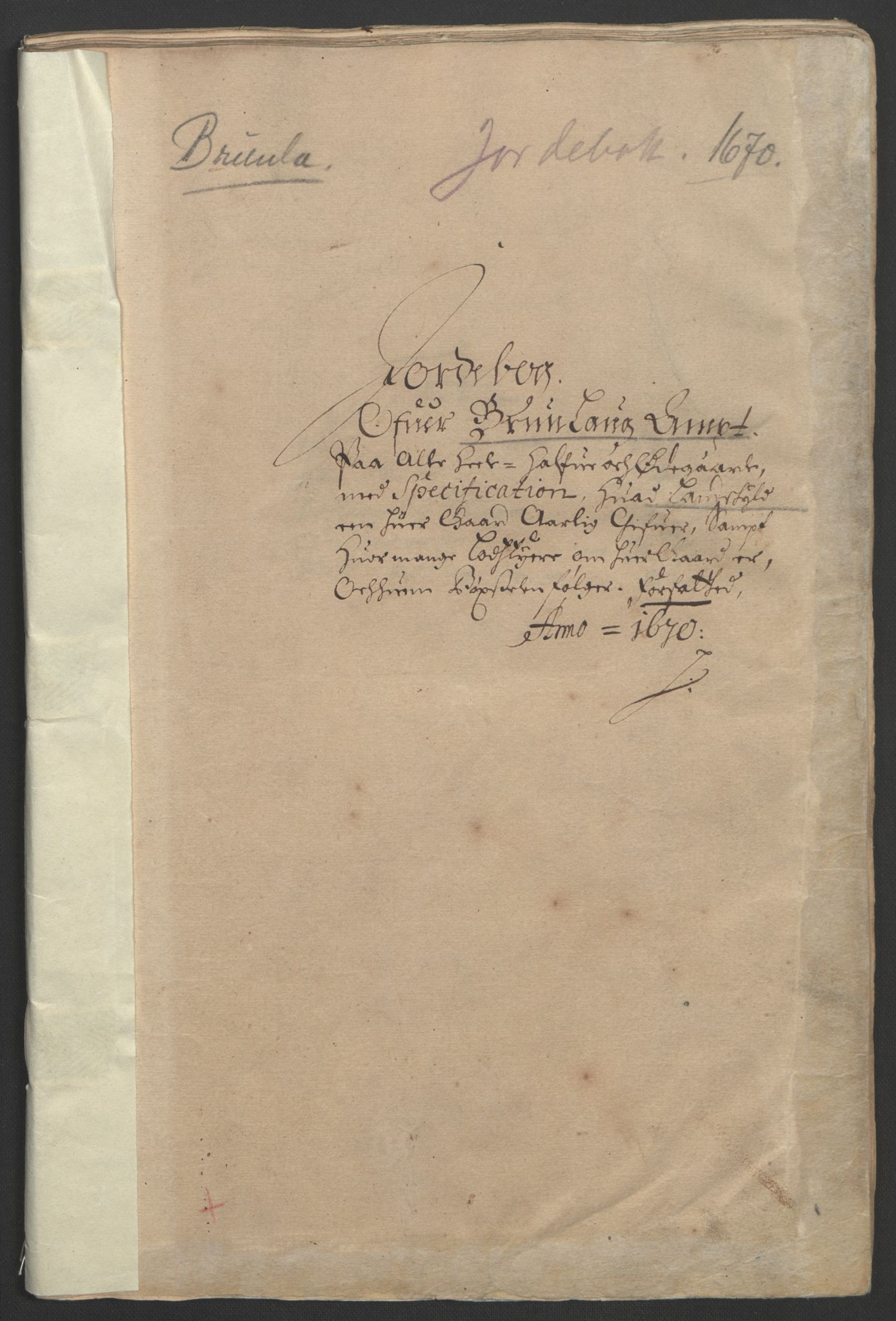 RA, Rentekammeret inntil 1814, Reviderte regnskaper, Fogderegnskap, R33/L1965: Fogderegnskap Larvik grevskap, 1669-1670, s. 194