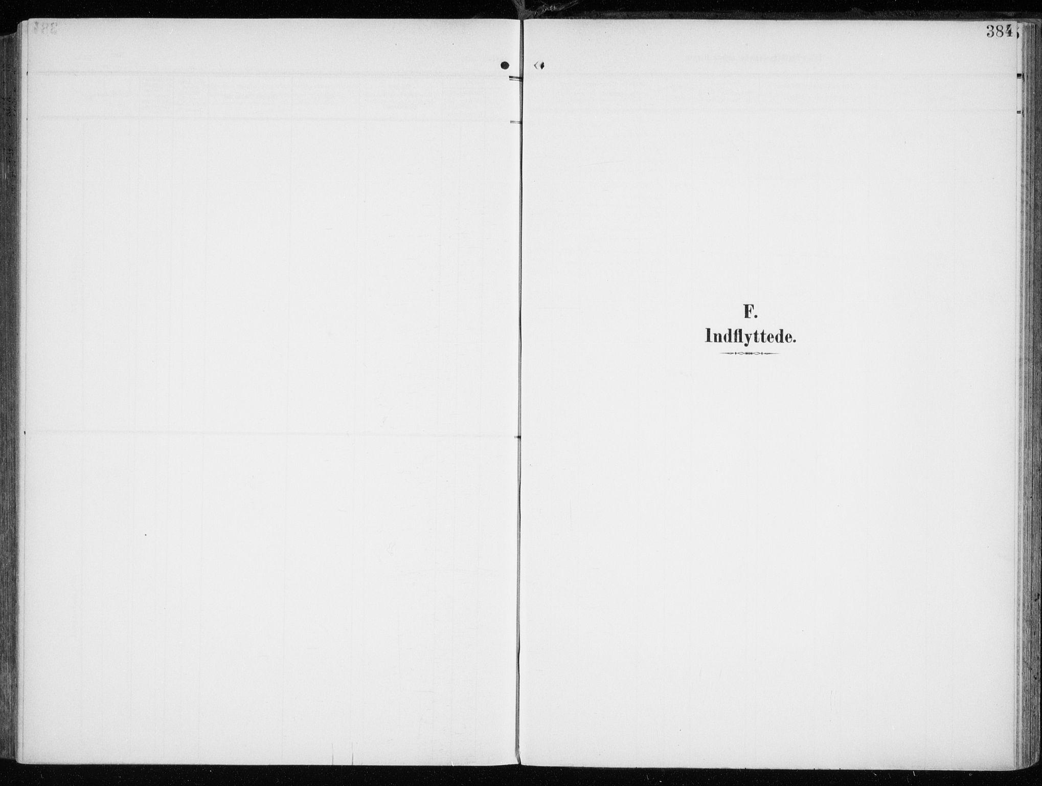 SATØ, Tromsøysund sokneprestkontor, G/Ga/L0007kirke: Ministerialbok nr. 7, 1907-1914, s. 384