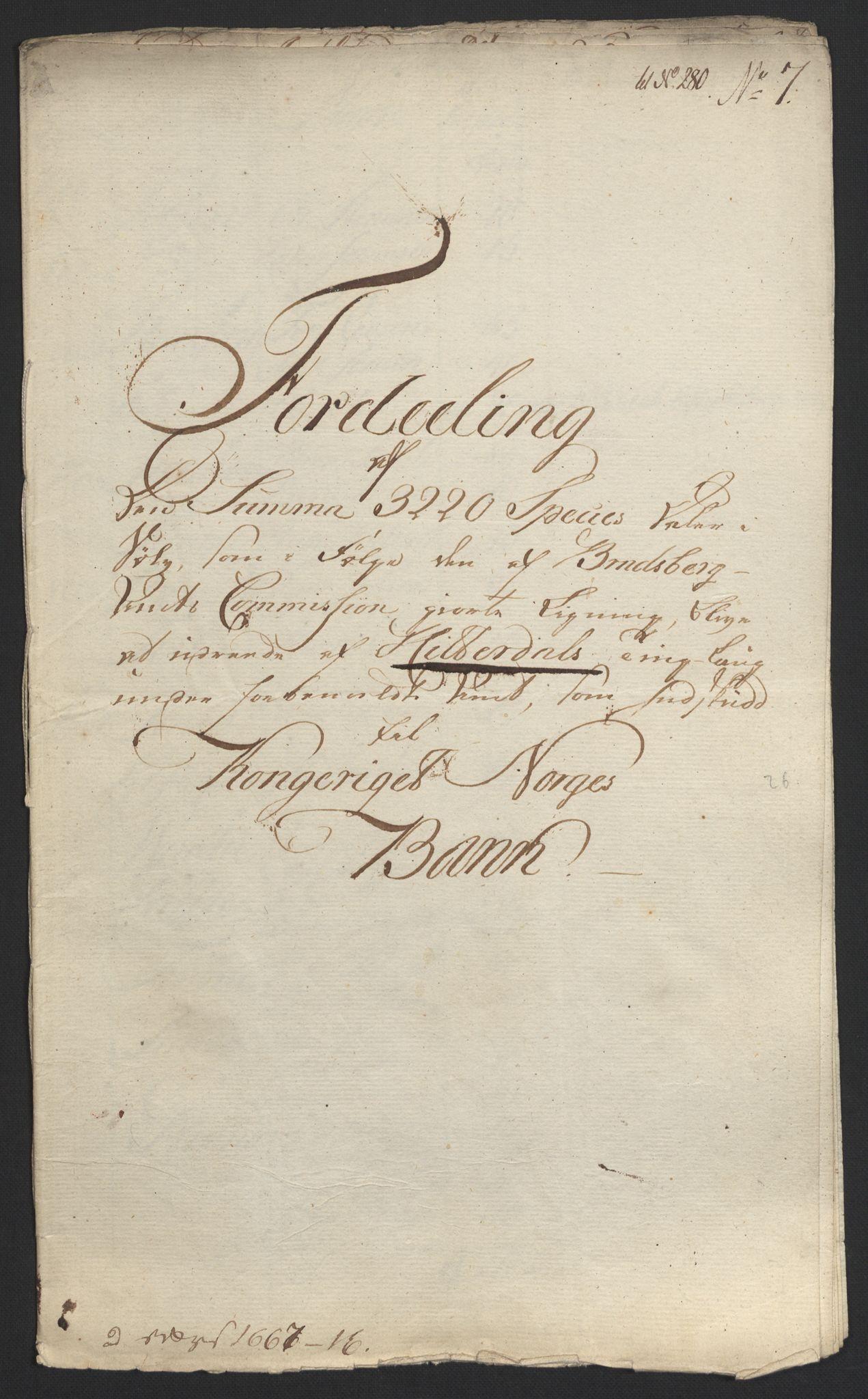 NOBA, Norges Bank/Sølvskatten 1816*, 1816-1824, s. 93