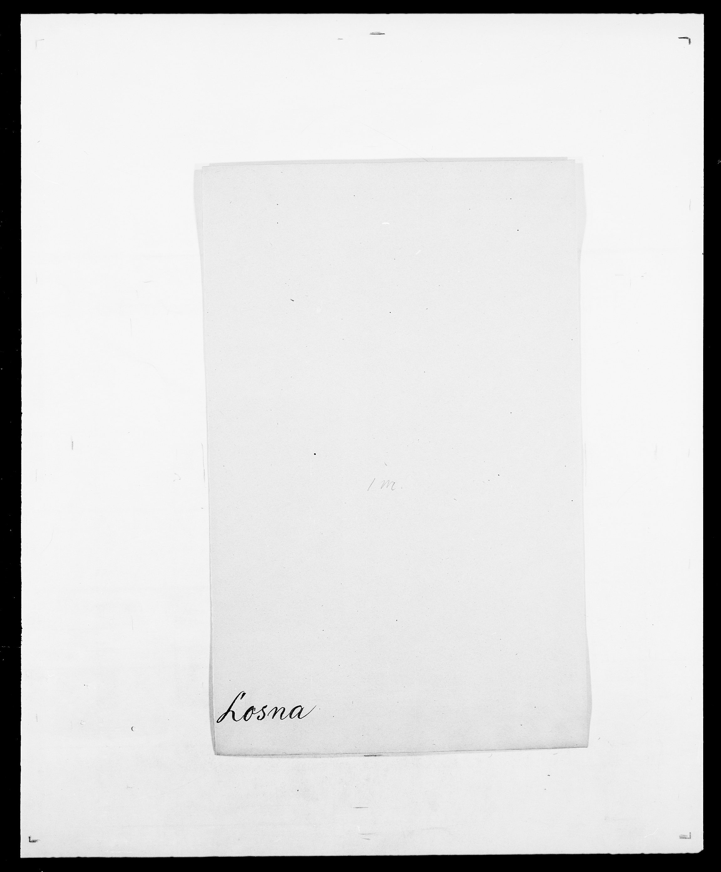 SAO, Delgobe, Charles Antoine - samling, D/Da/L0024: Lobech - Lærum, s. 292