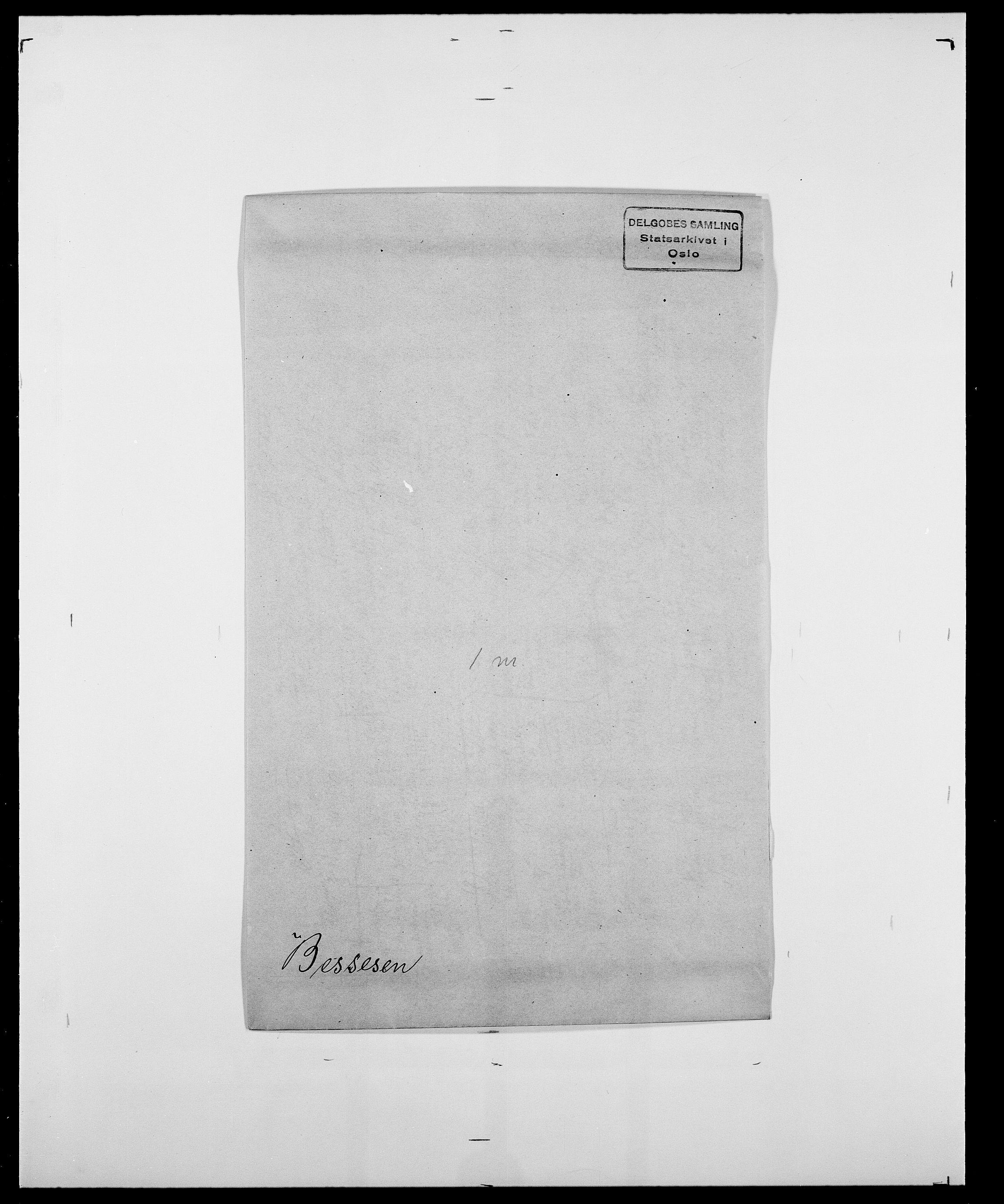 SAO, Delgobe, Charles Antoine - samling, D/Da/L0004: Bergendahl - Blære, s. 139